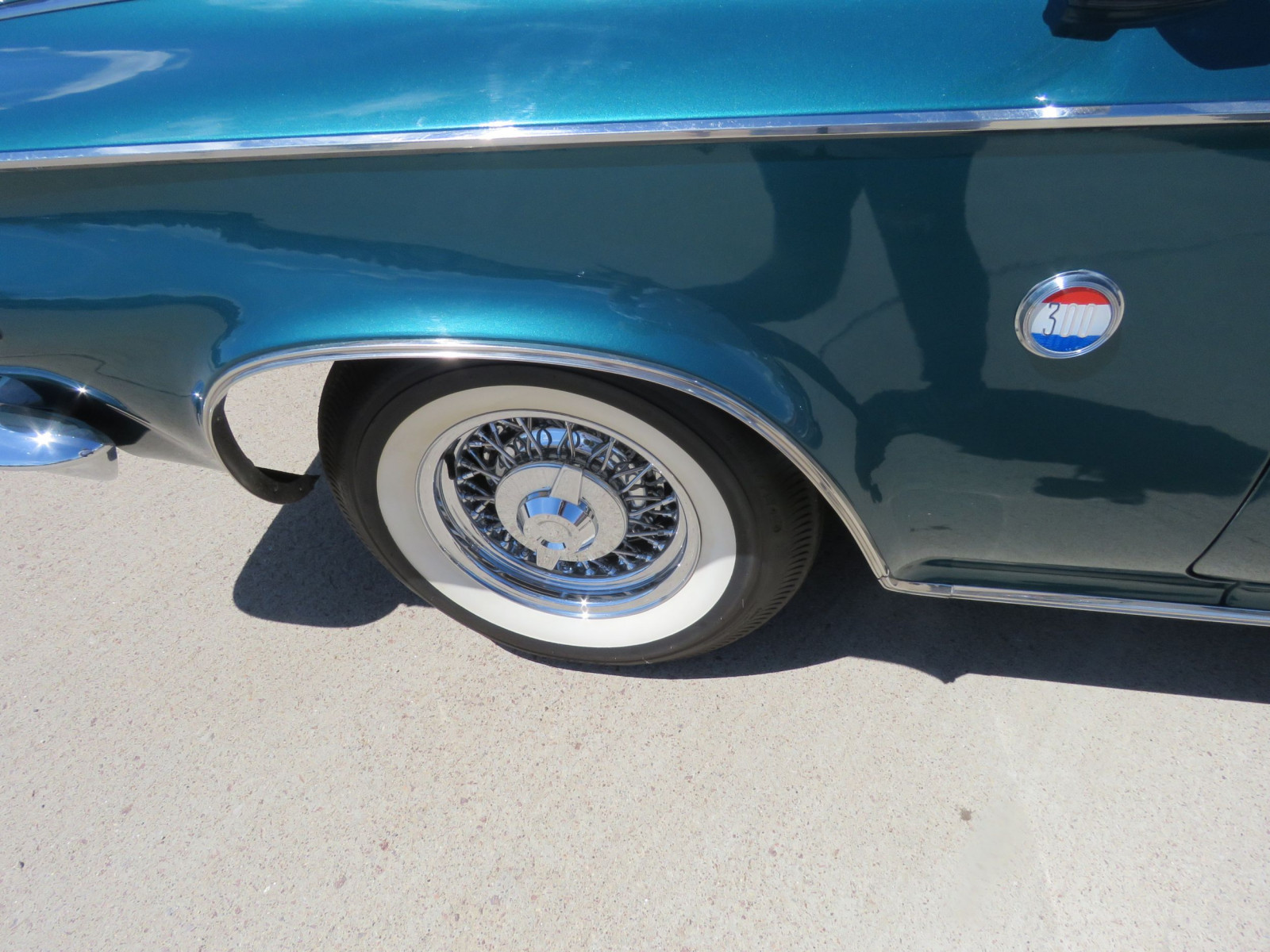 RARE 1963 Chrysler 300 Pace Setter Convertible Indy 500 Pace car - Image 12