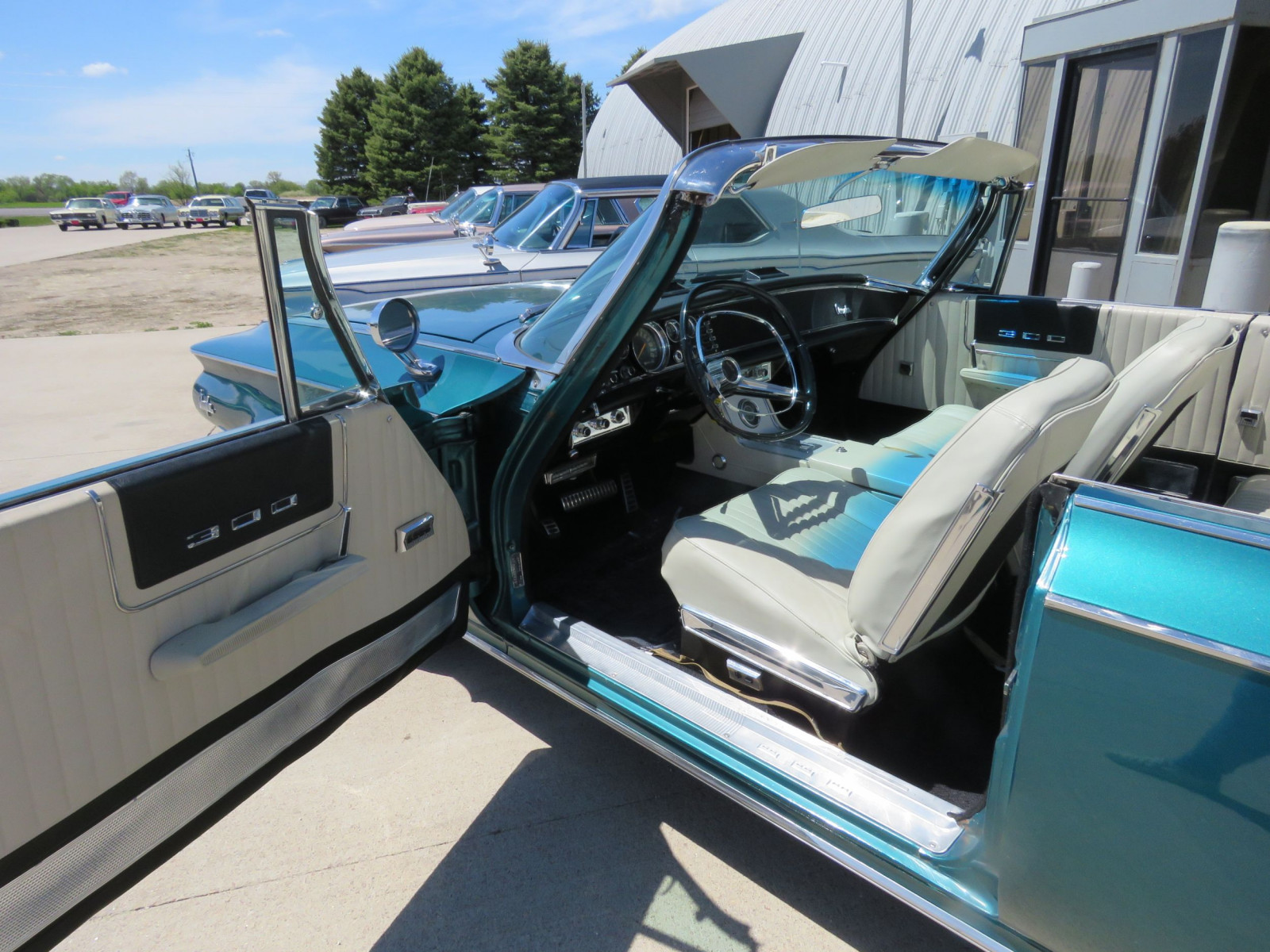 RARE 1963 Chrysler 300 Pace Setter Convertible Indy 500 Pace car - Image 20