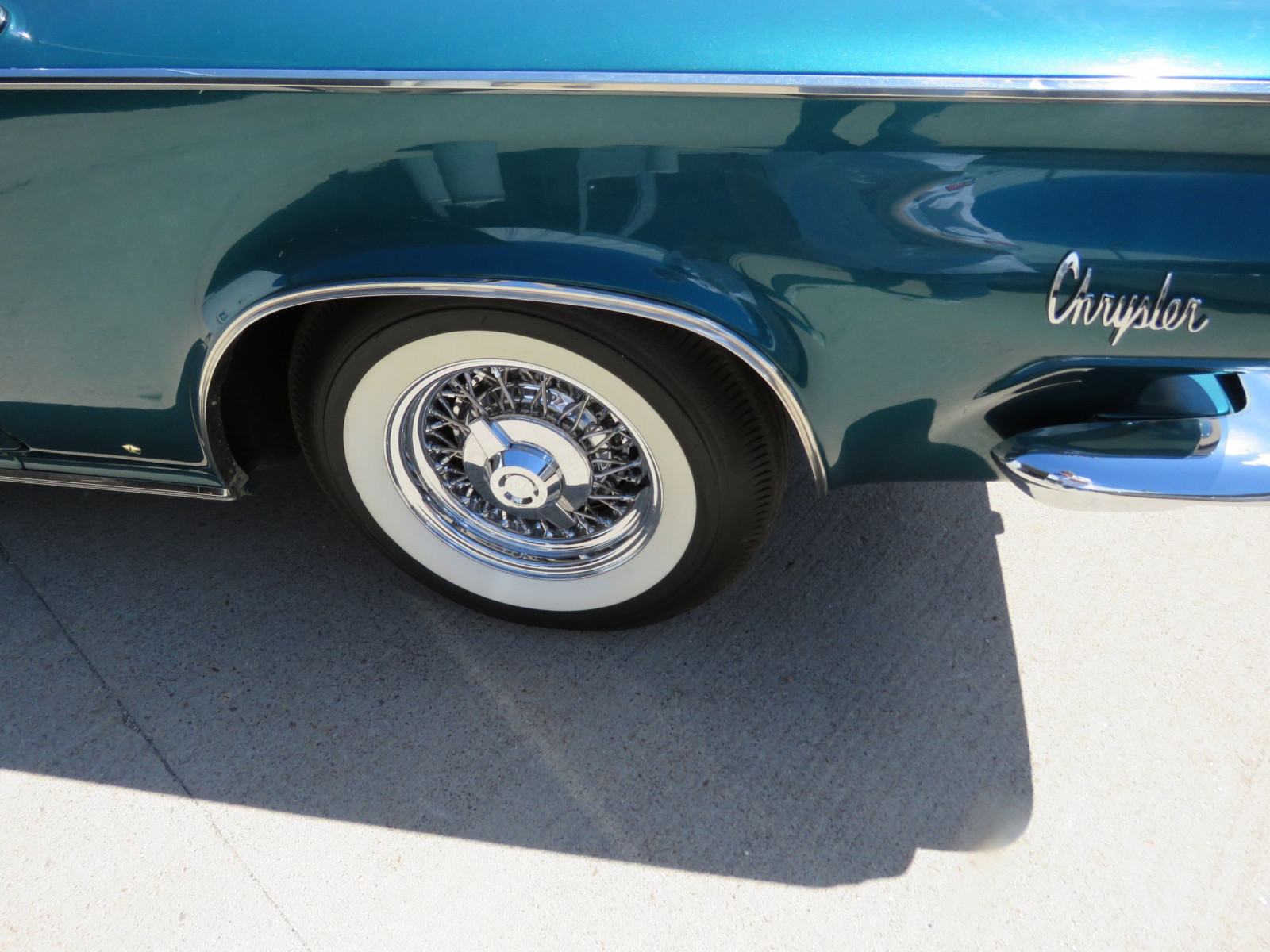 RARE 1963 Chrysler 300 Pace Setter Convertible Indy 500 Pace car - Image 4