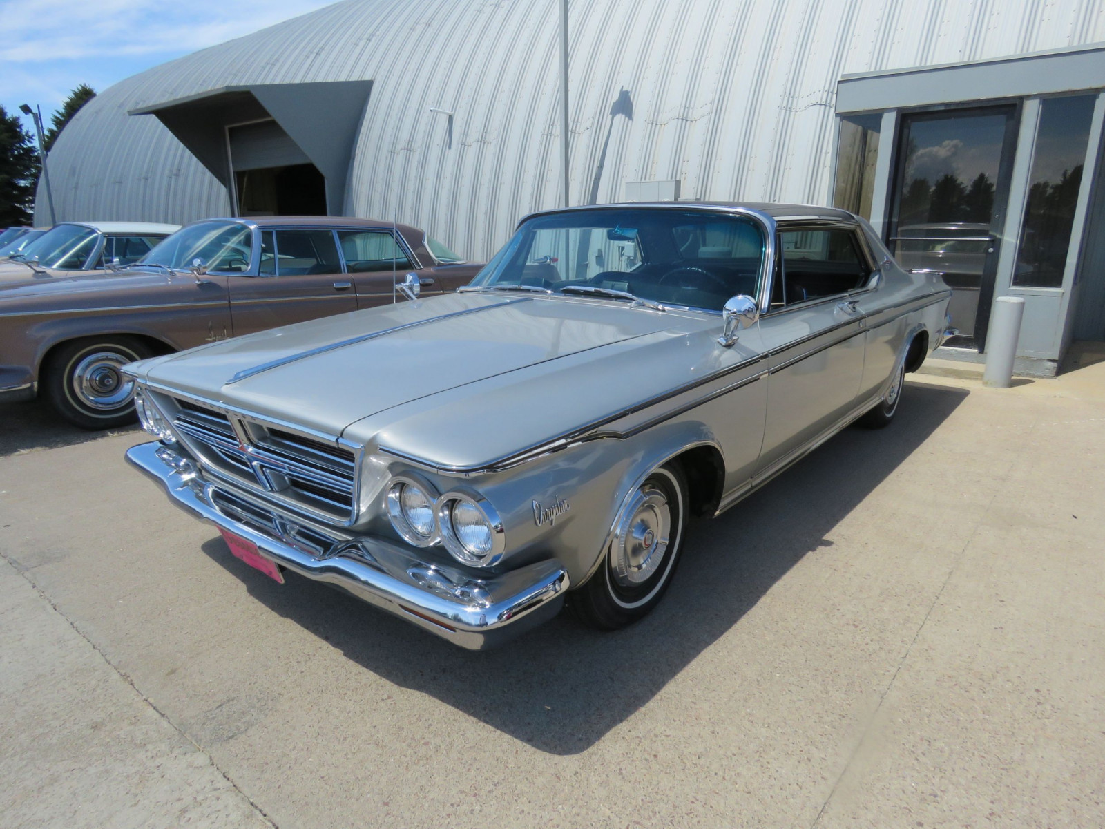 1964 Chrysler 300 Silver Edition 2dr HT - Image 1
