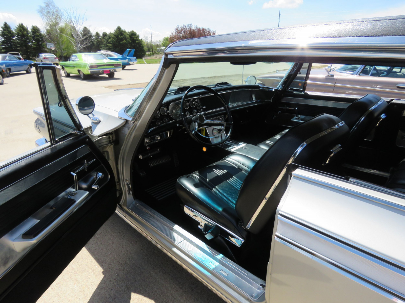 1964 Chrysler 300 Silver Edition 2dr HT - Image 15