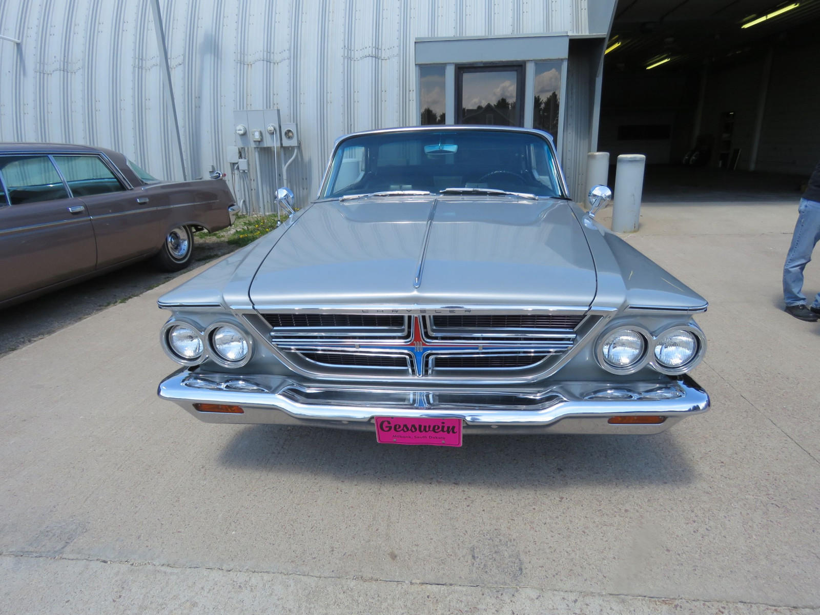 1964 Chrysler 300 Silver Edition 2dr HT - Image 2