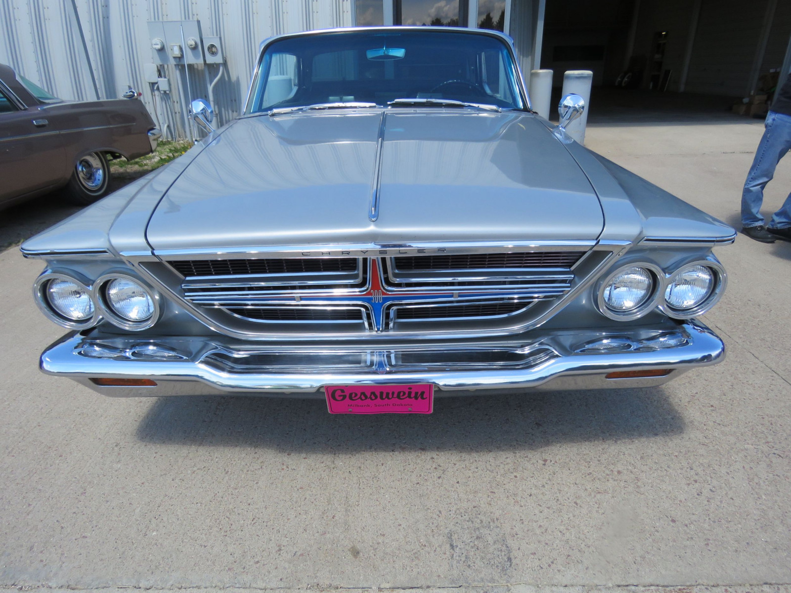 1964 Chrysler 300 Silver Edition 2dr HT - Image 3
