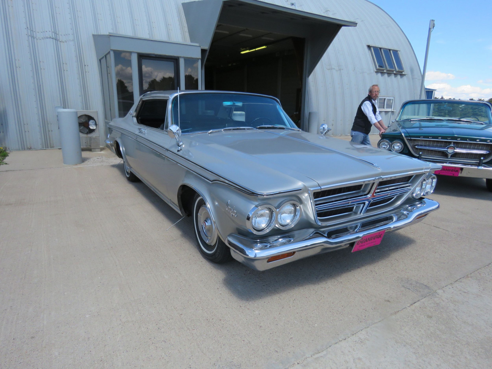 1964 Chrysler 300 Silver Edition 2dr HT - Image 4