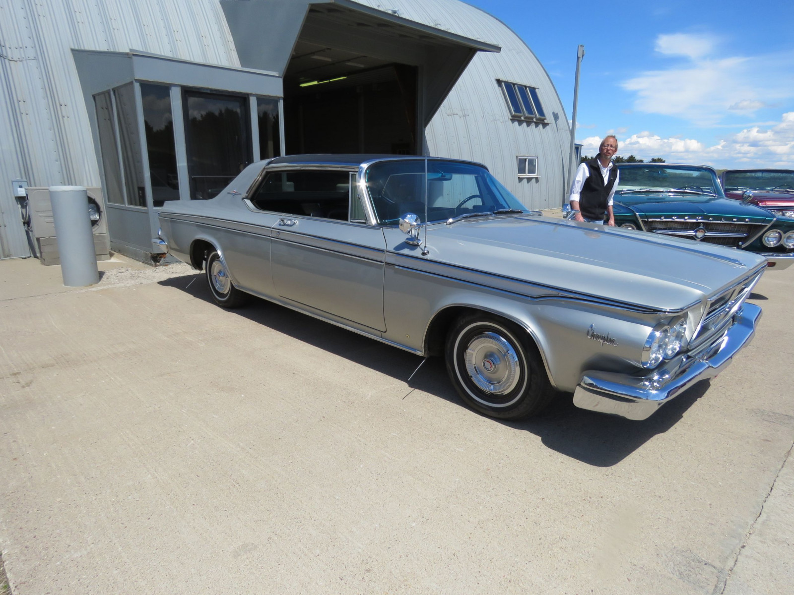 1964 Chrysler 300 Silver Edition 2dr HT - Image 5