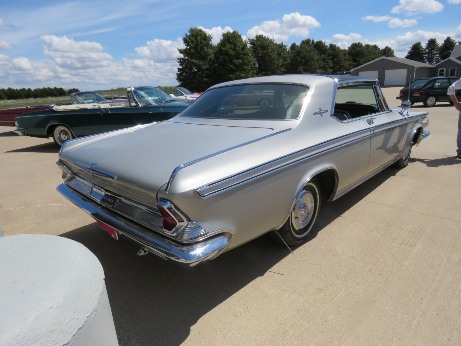 1964 Chrysler 300 Silver Edition 2dr HT - Image 6