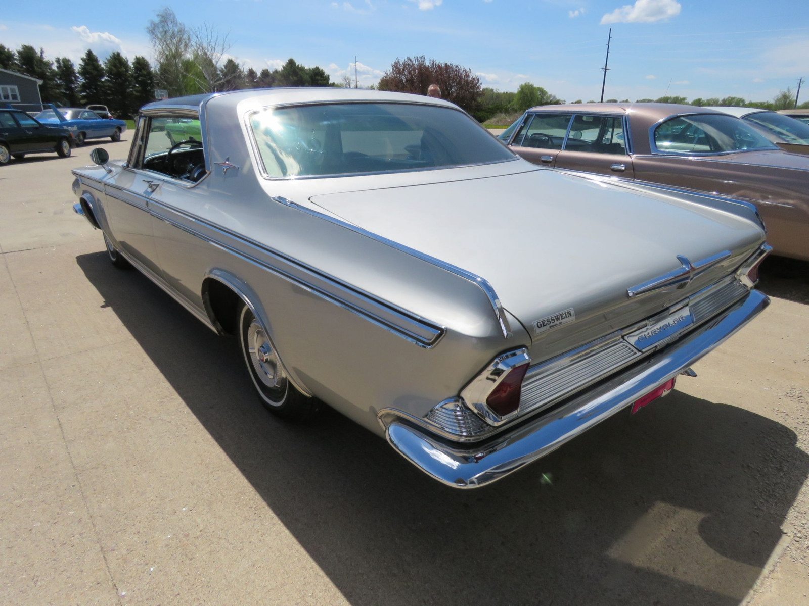 1964 Chrysler 300 Silver Edition 2dr HT - Image 8