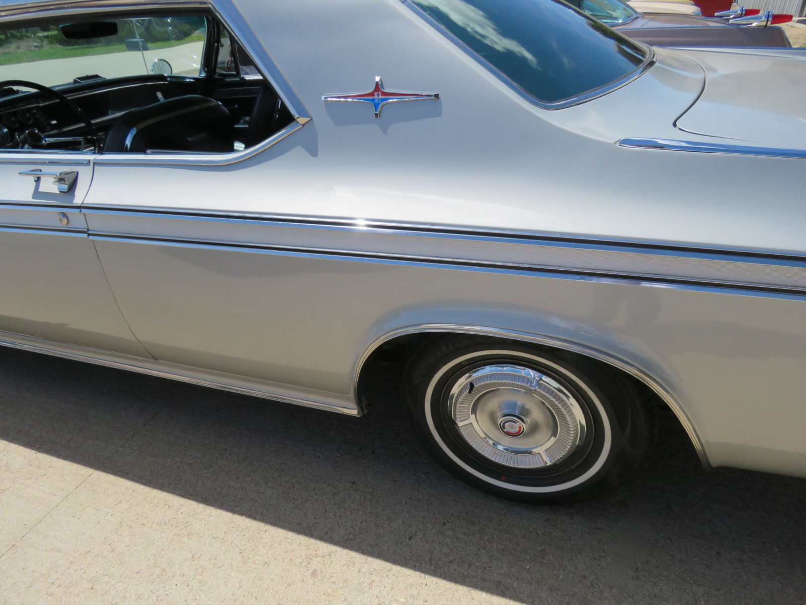 1964 Chrysler 300 Silver Edition 2dr HT - Image 9