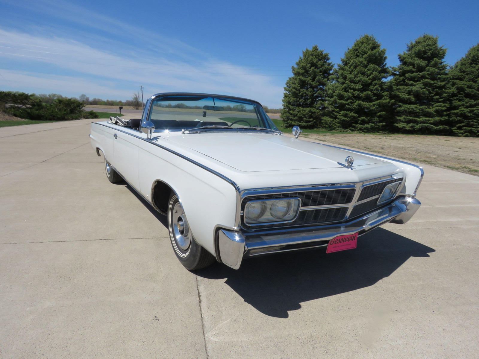 1965 Chrysler Imperial Crown Convertible - Image 1