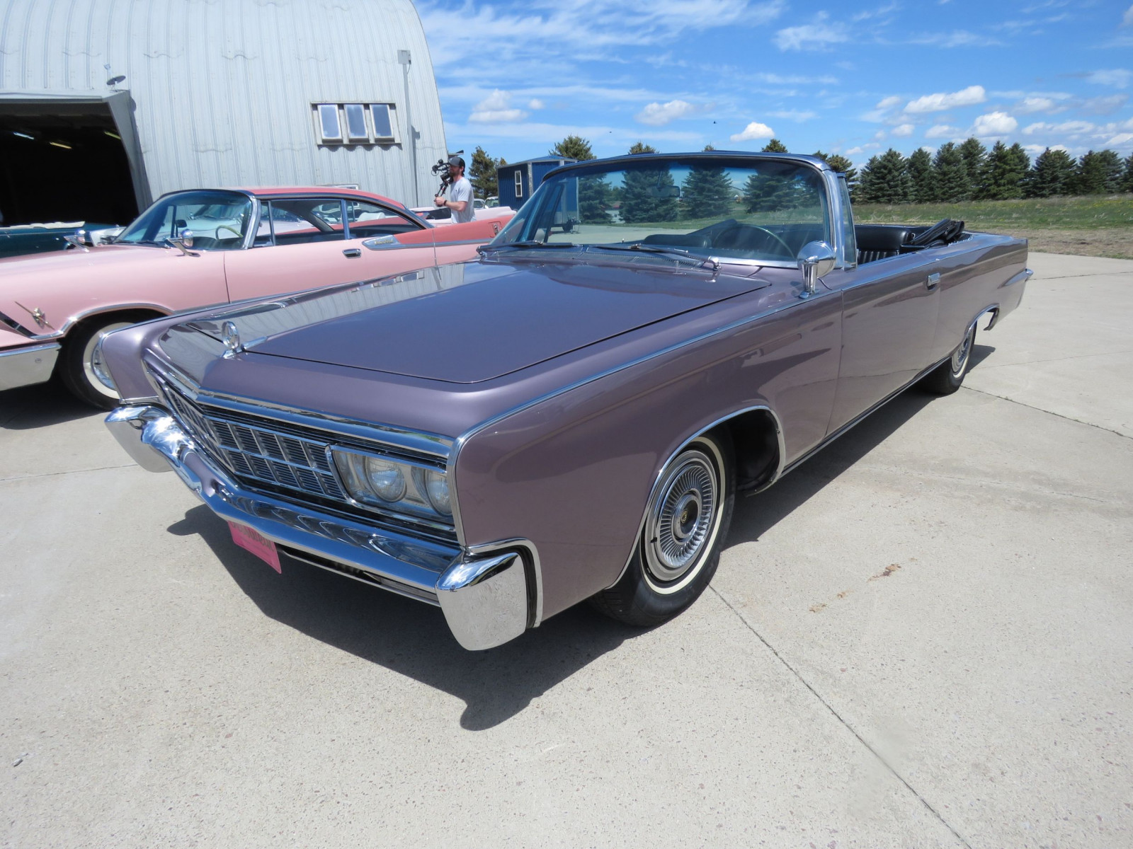 1966 Chrysler Imperial Crown Convertible - Image 1