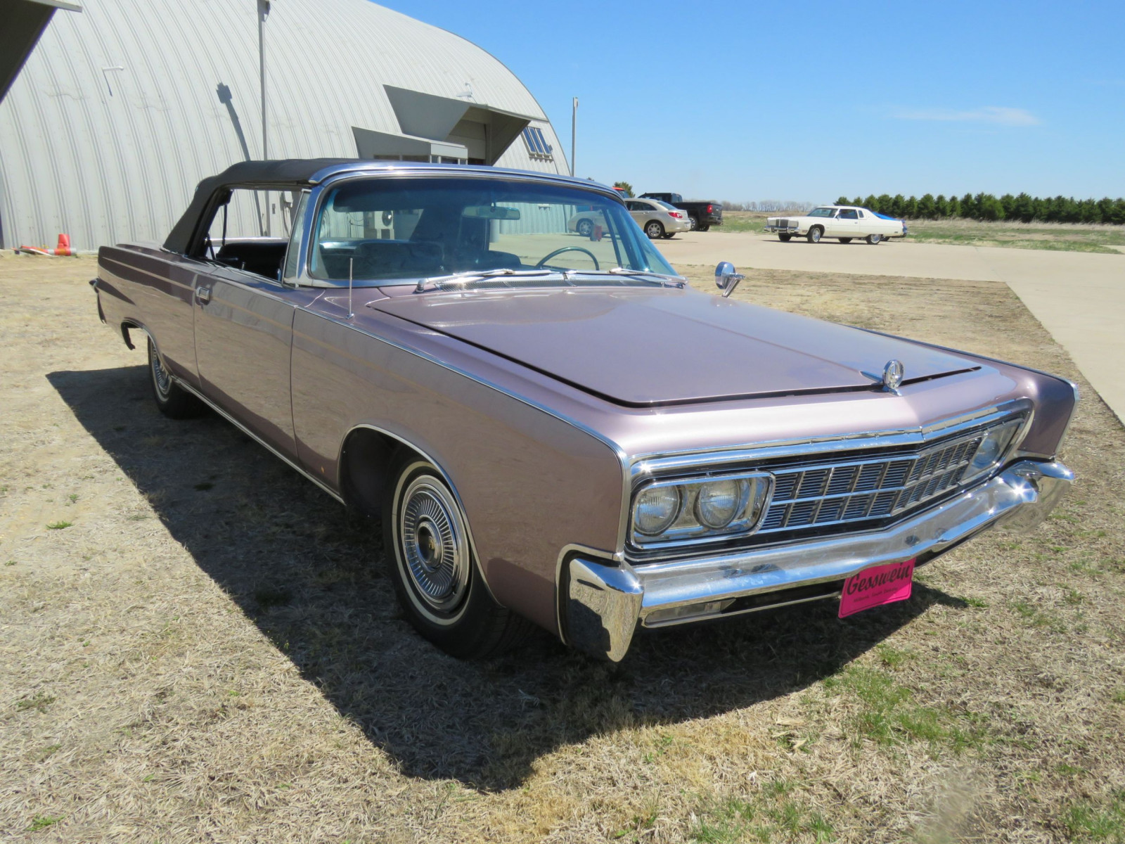 1966 Chrysler Imperial Crown Convertible - Image 11