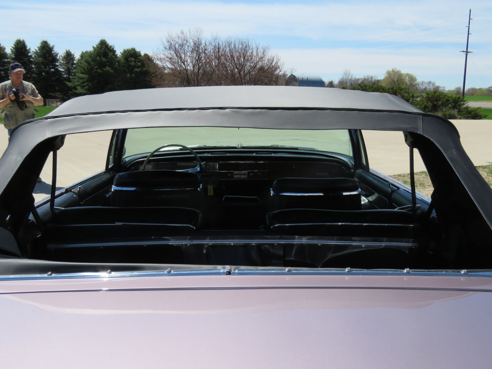 1966 Chrysler Imperial Crown Convertible - Image 14