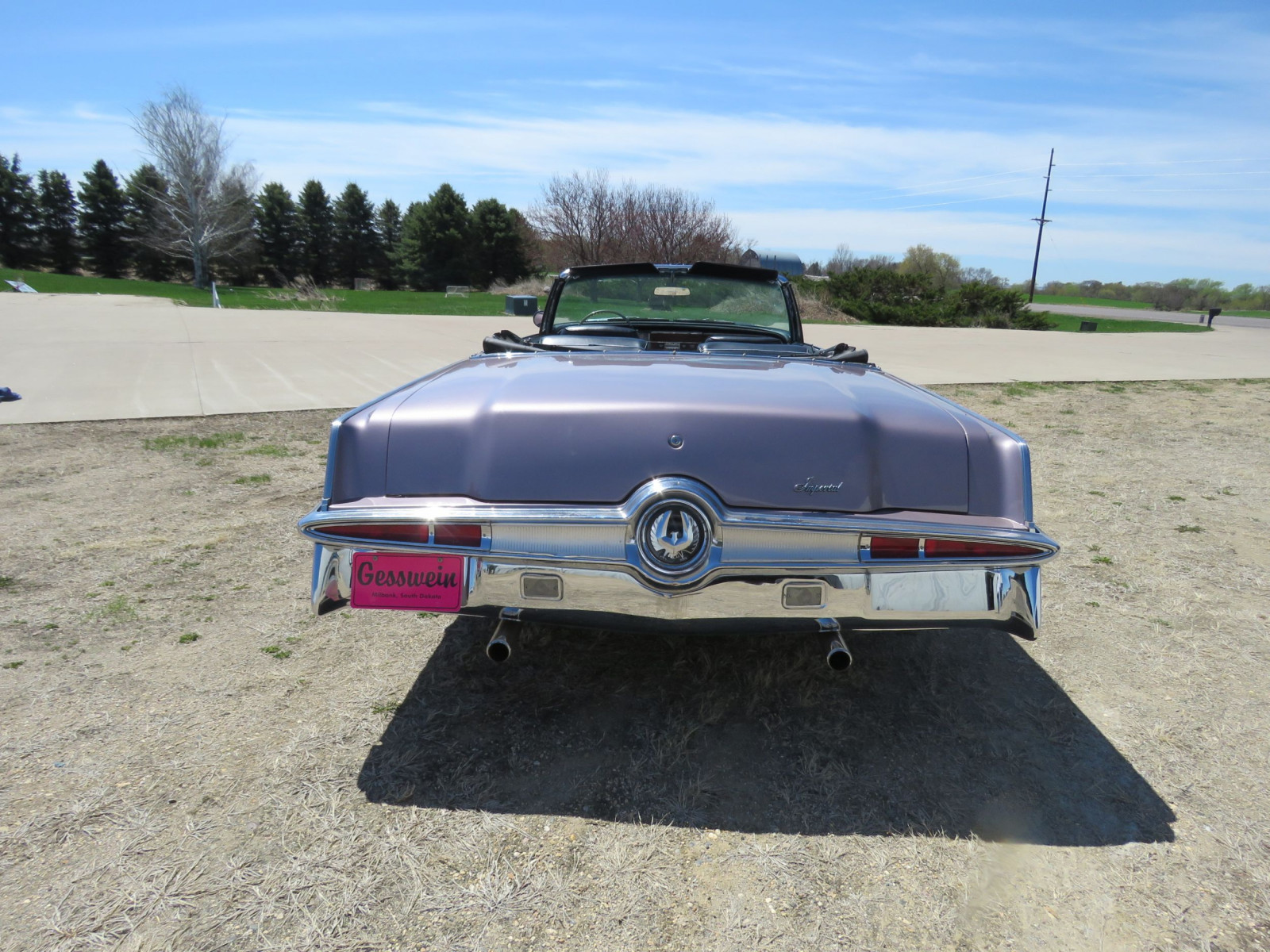 1966 Chrysler Imperial Crown Convertible - Image 6