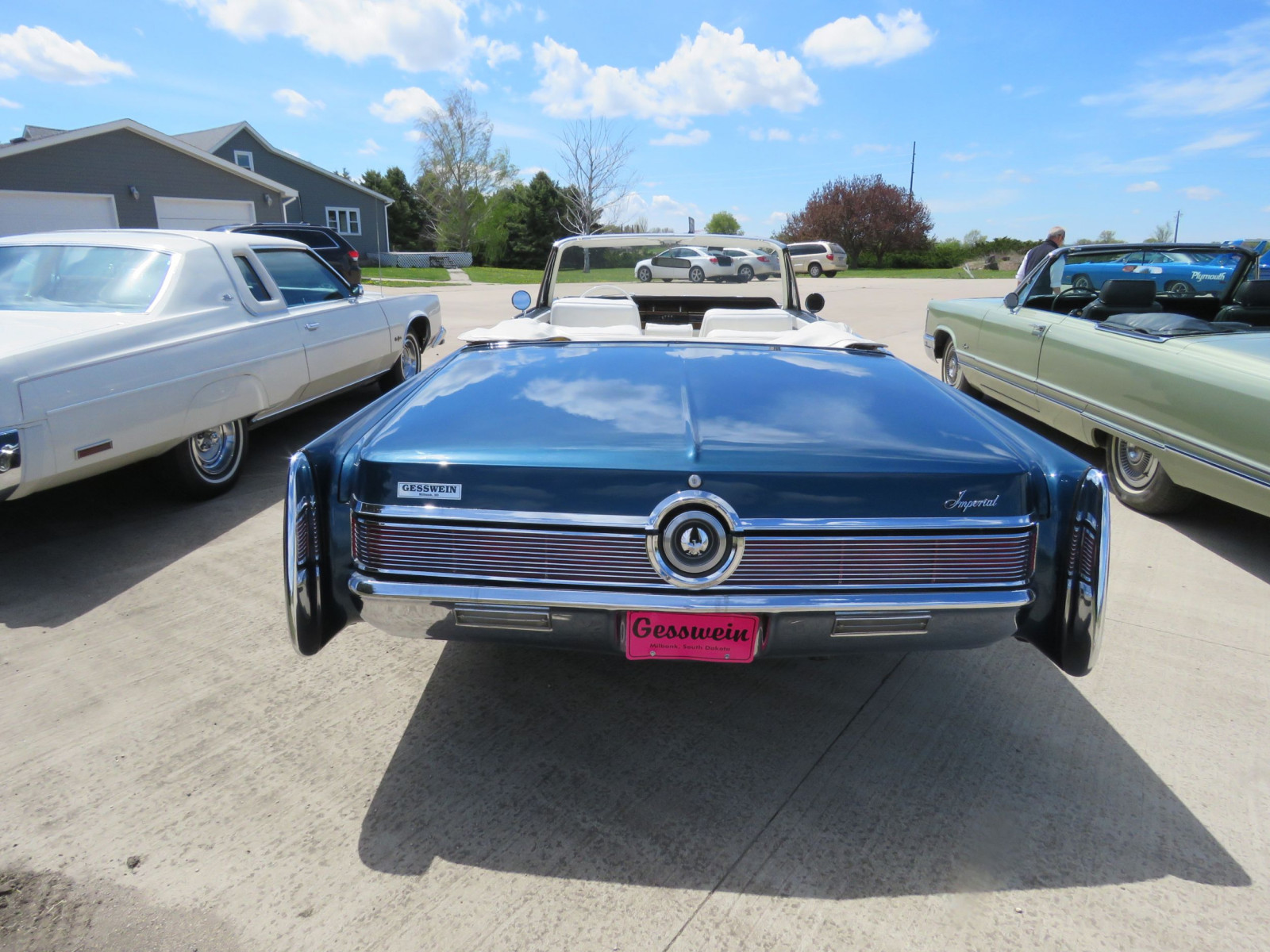 1968 Chrysler Imperial Crown Convertible - Image 6