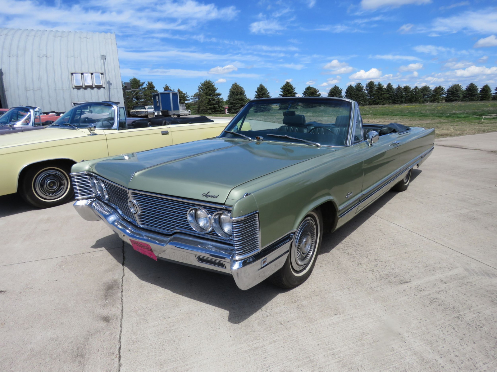 1968 Chrysler Imperial Crown Convertible - Image 1