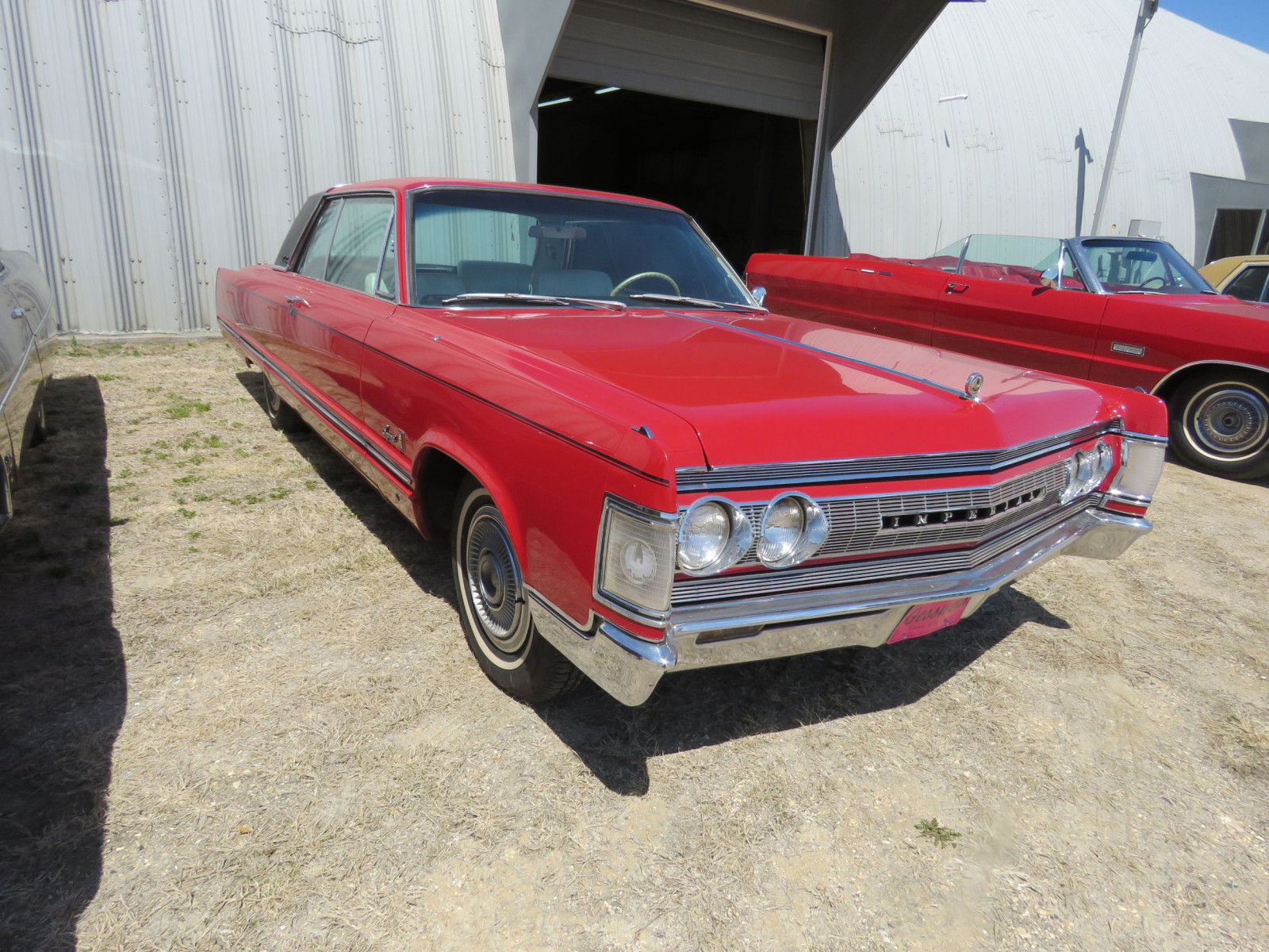 1967 Chrysler Imperial Crown Coupe - Image 3
