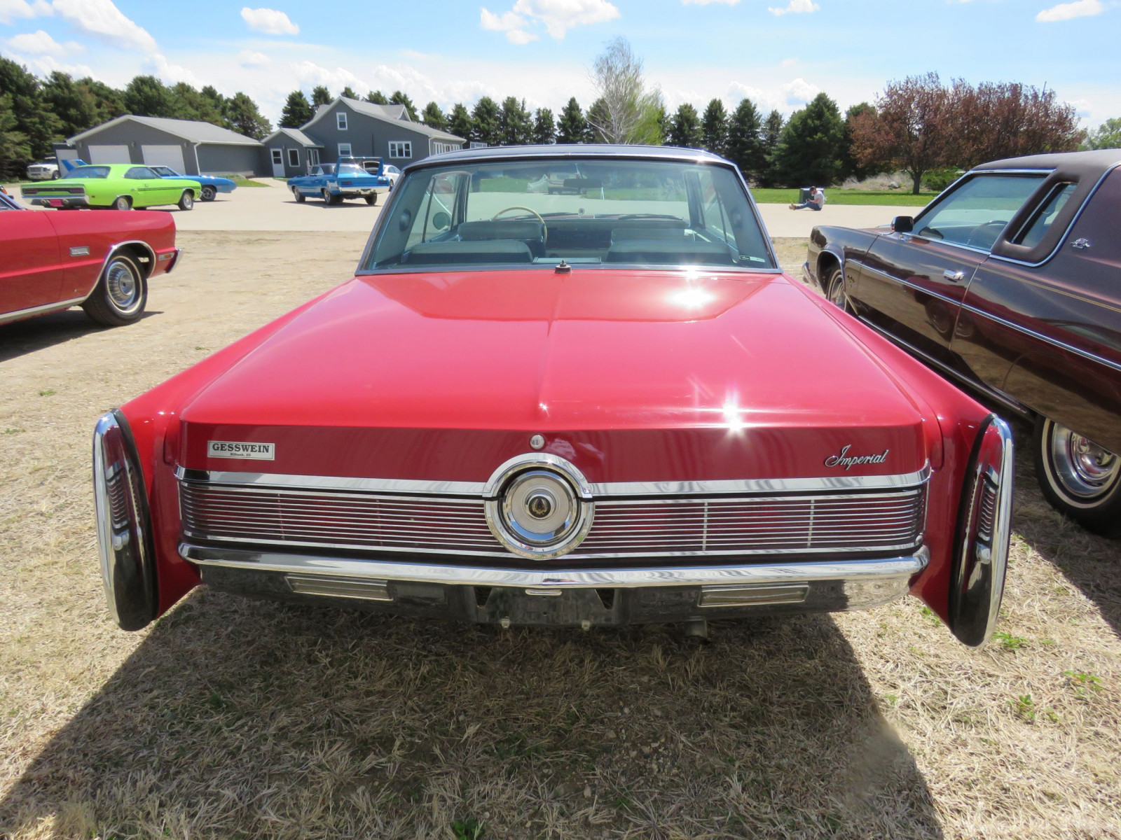 1967 Chrysler Imperial Crown Coupe - Image 8
