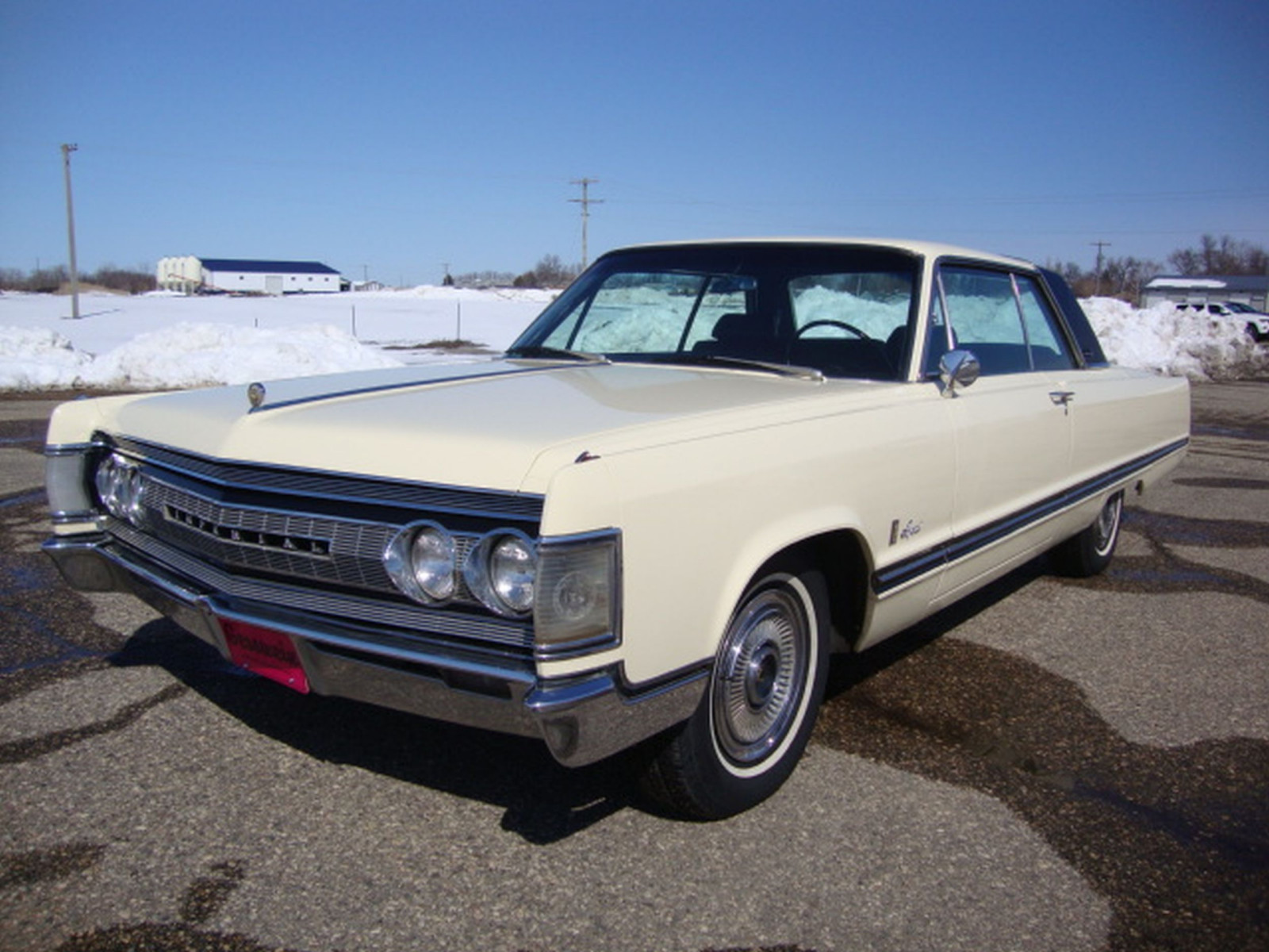1967 Chrysler Imperial Crown Coupe - Image 1