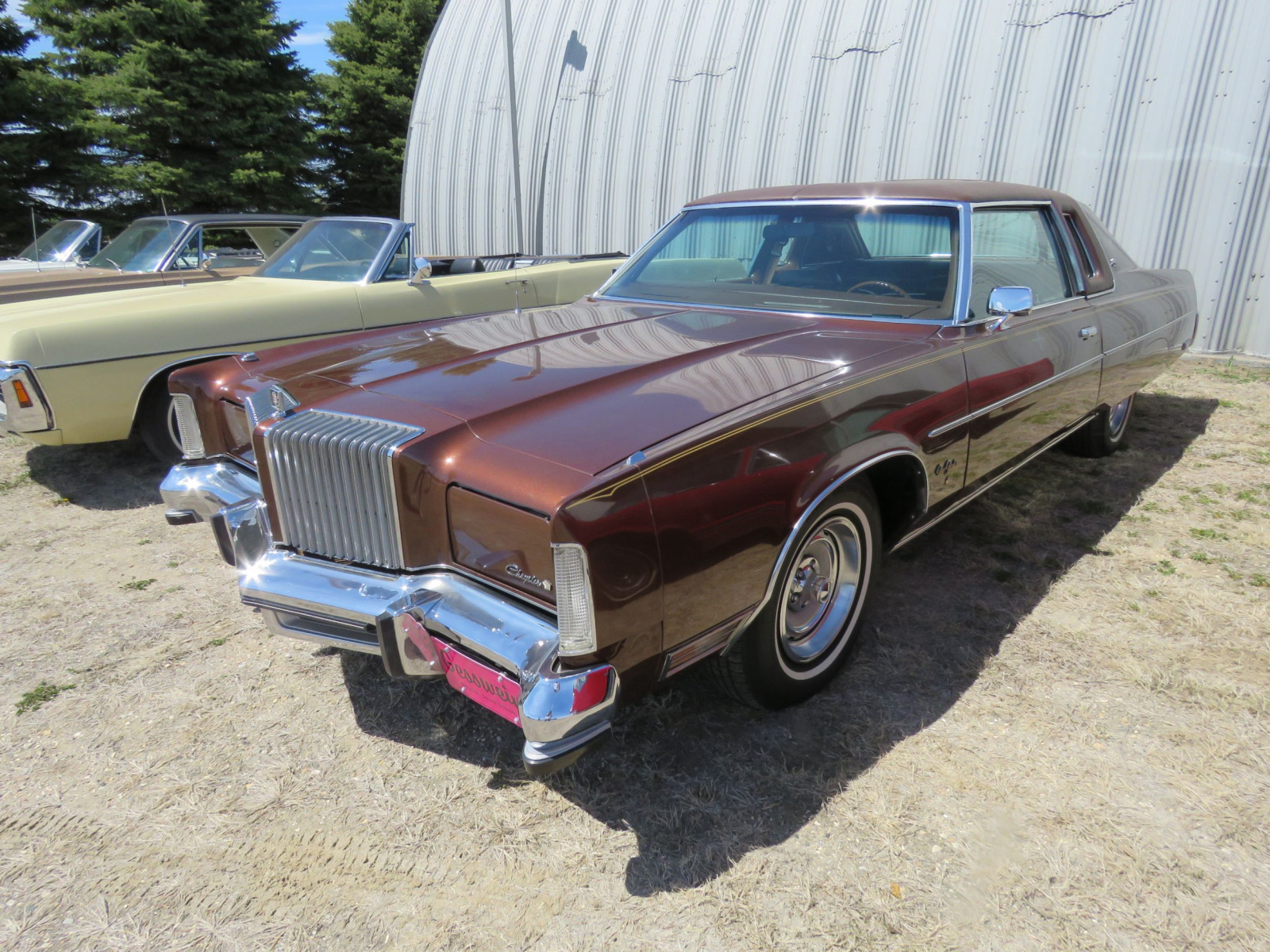 1977 Chrysler New Yorker Brougham with ST. Regis package - Image 1