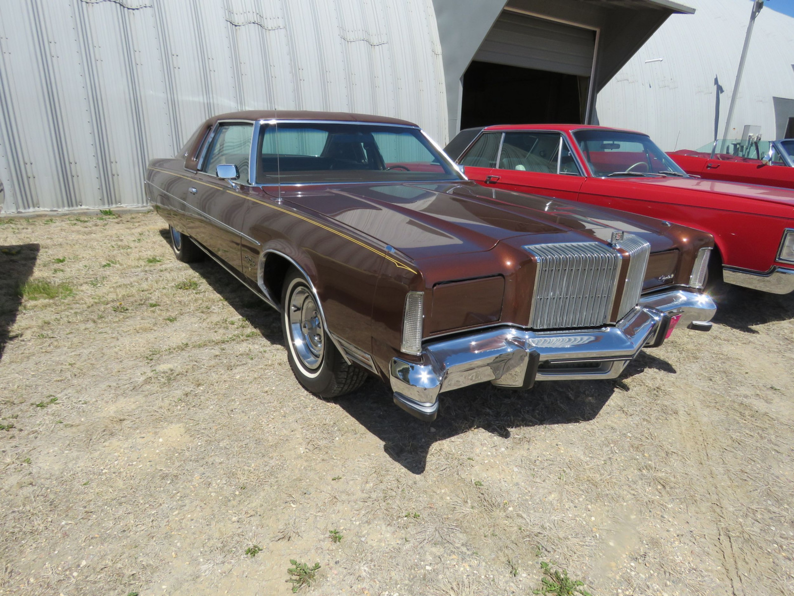 1977 Chrysler New Yorker Brougham with ST. Regis package - Image 3