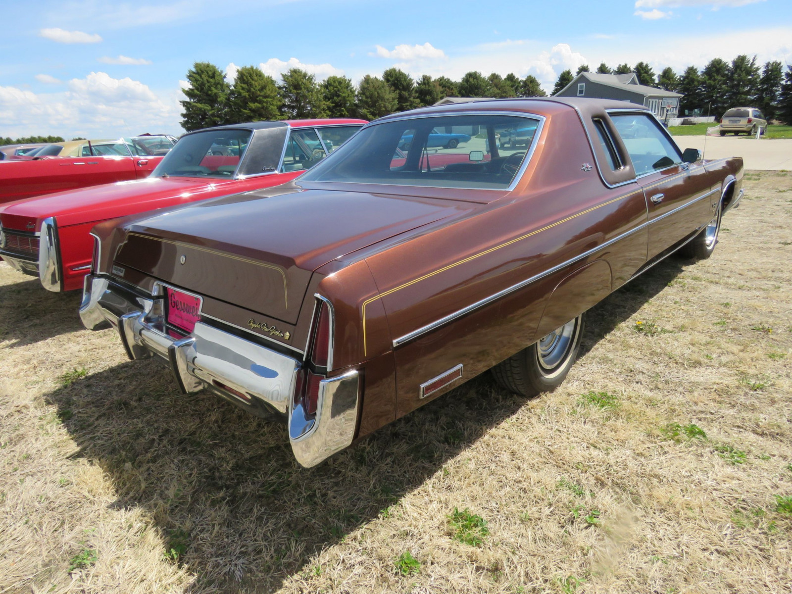 1977 Chrysler New Yorker Brougham with ST. Regis package - Image 7