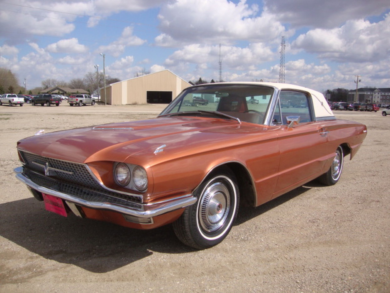 1966 Ford Thunderbird Coupe - Image 1