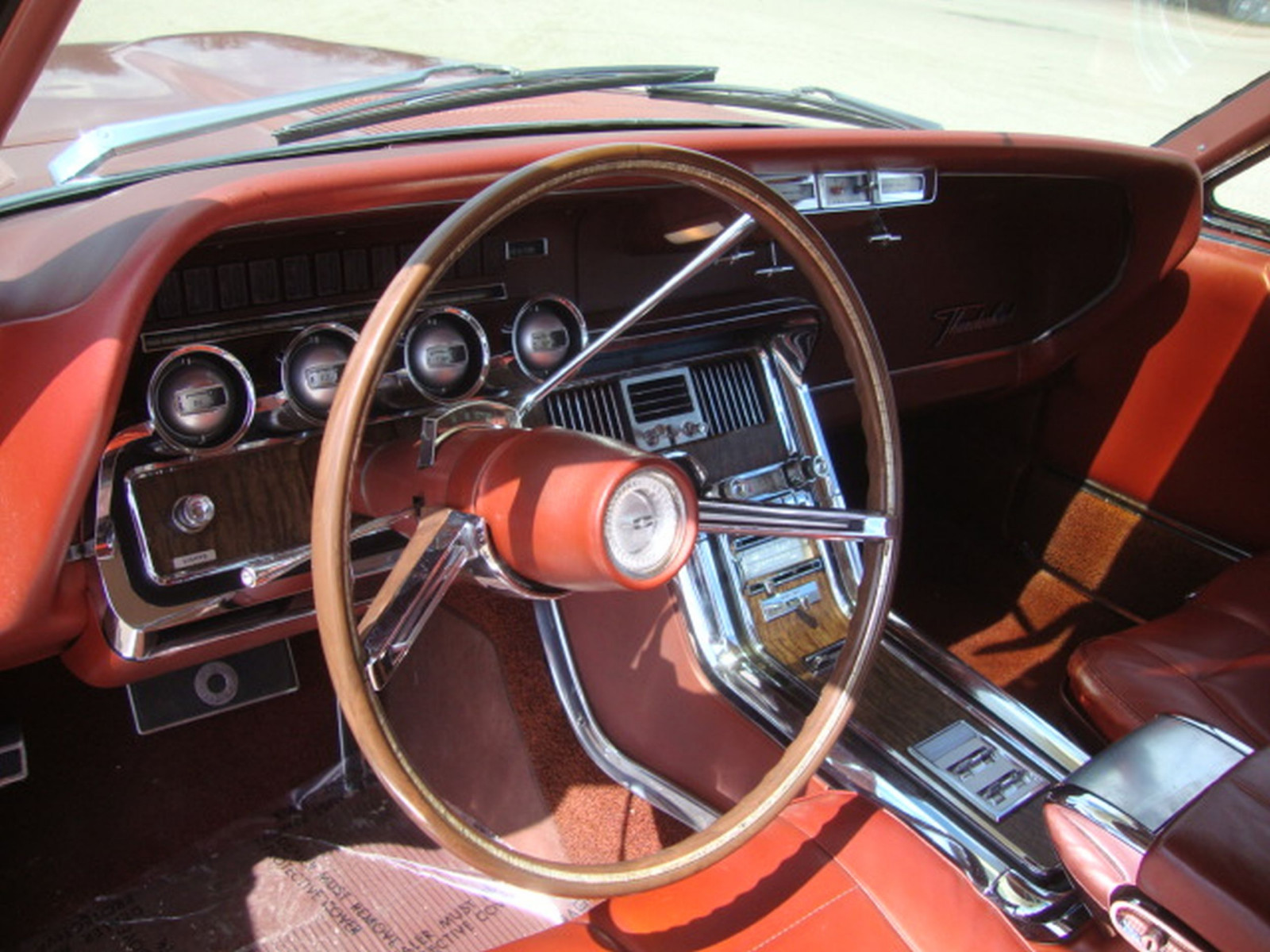 1966 Ford Thunderbird Coupe - Image 14