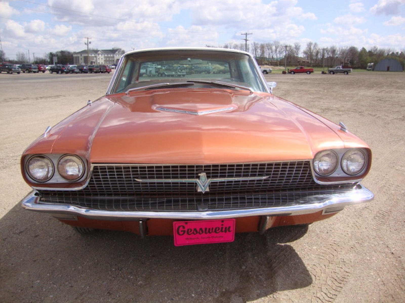 1966 Ford Thunderbird Coupe - Image 2
