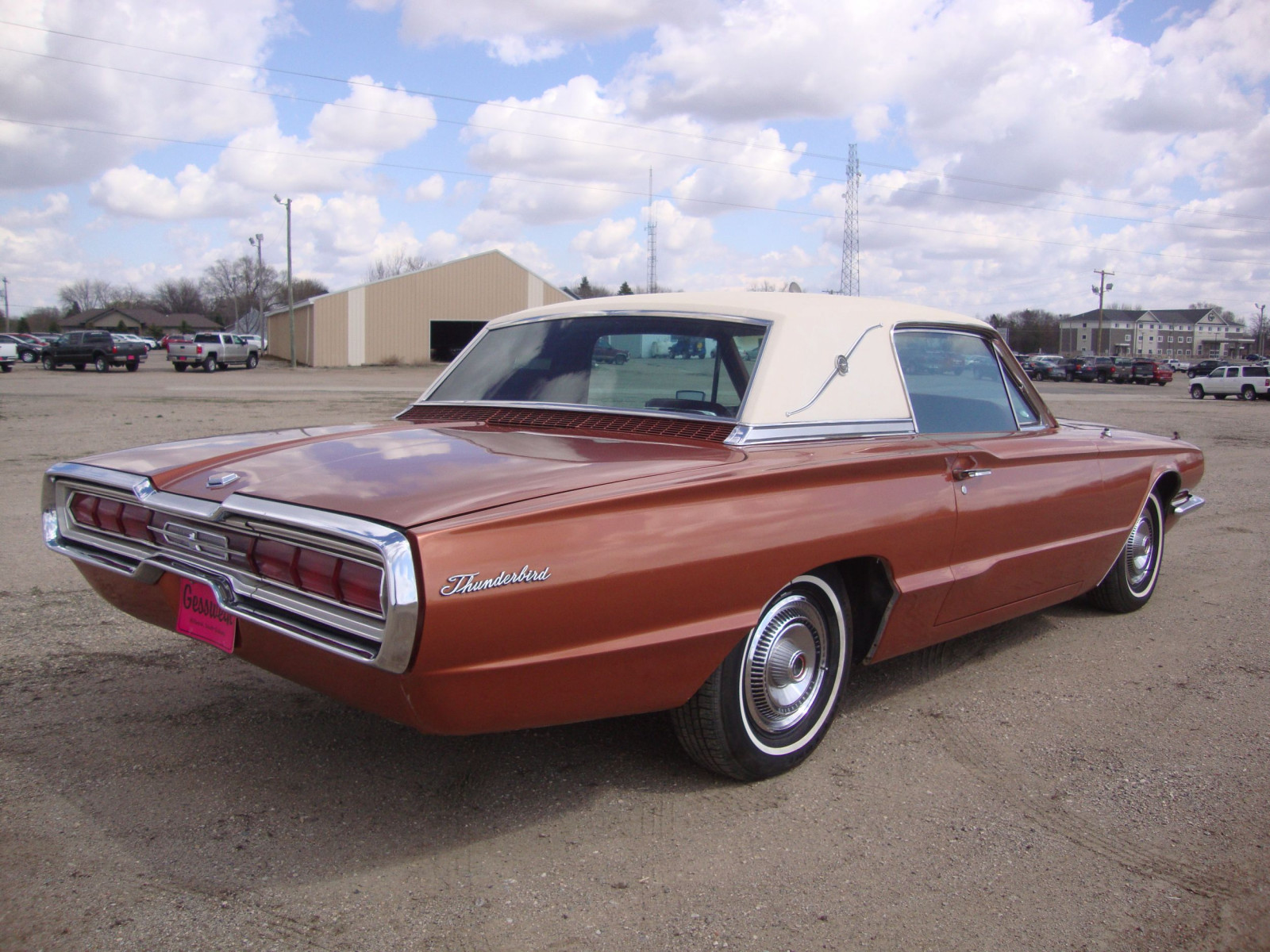 1966 Ford Thunderbird Coupe - Image 7