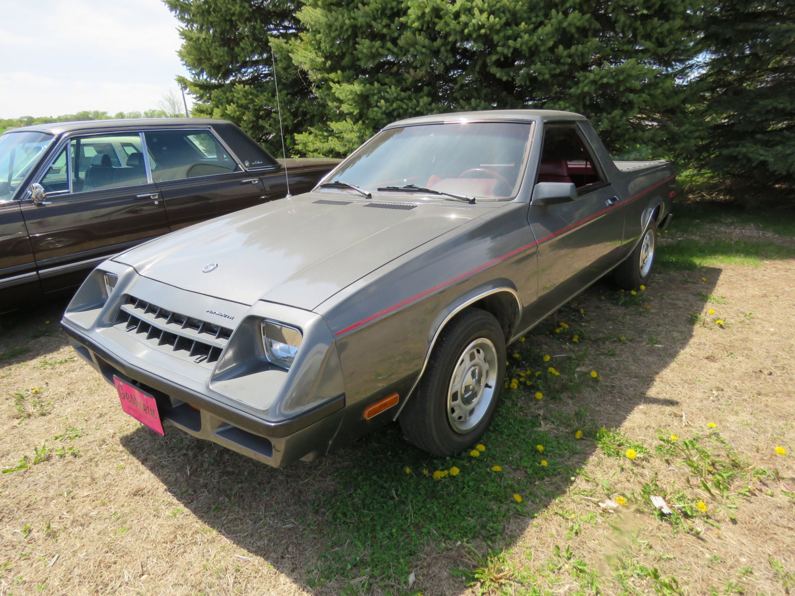 1983 Plymouth Scamp Pickup - Image 1