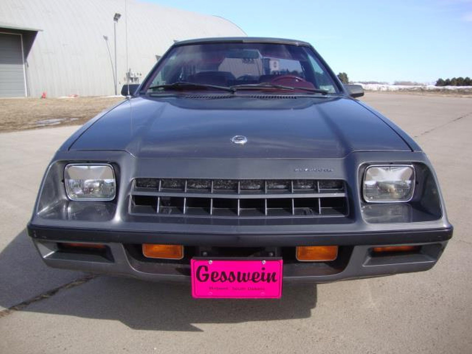 1983 Plymouth Scamp Pickup - Image 13