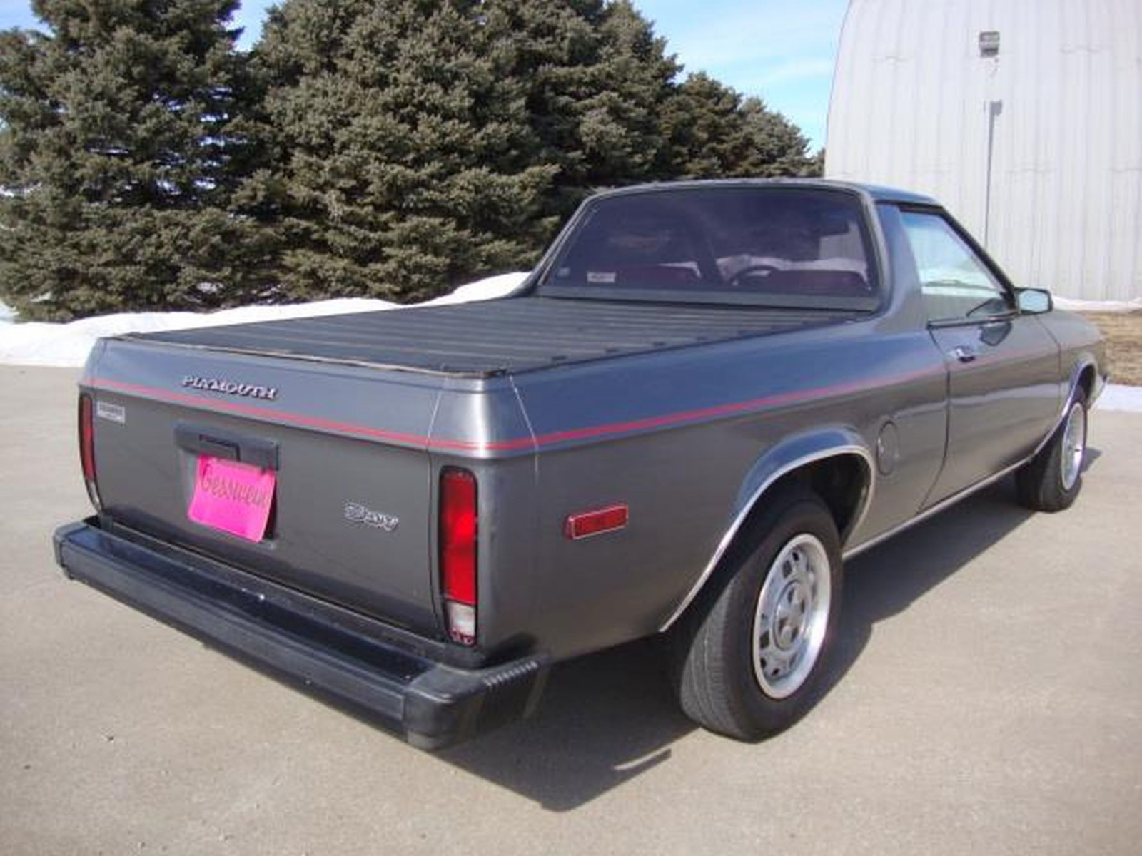 1983 Plymouth Scamp Pickup - Image 15