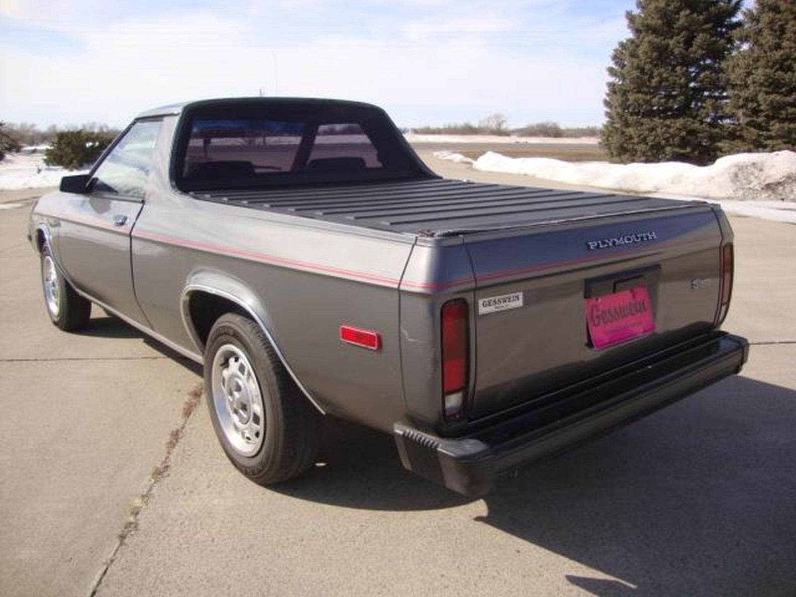 1983 Plymouth Scamp Pickup - Image 18
