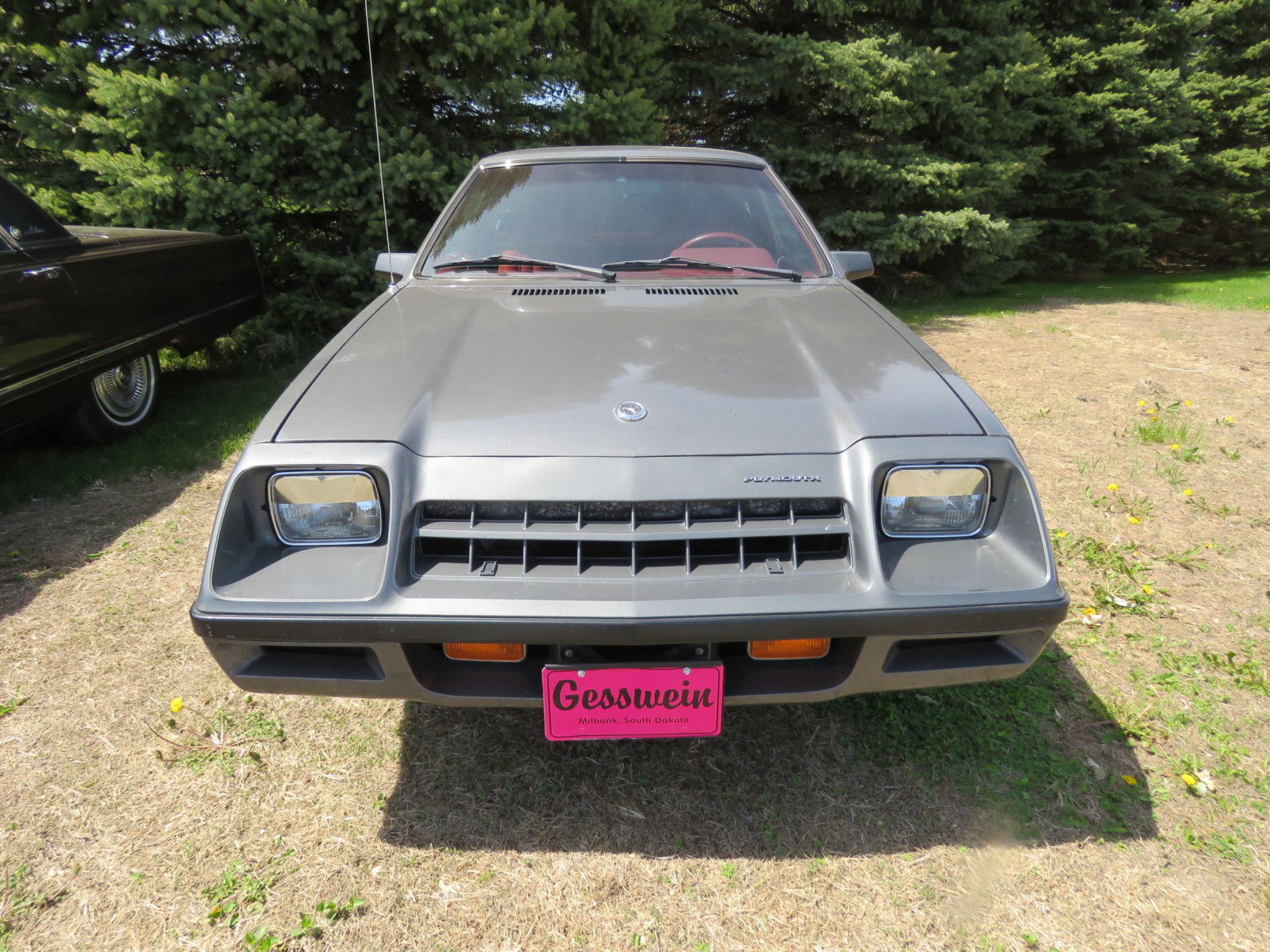 1983 Plymouth Scamp Pickup - Image 2