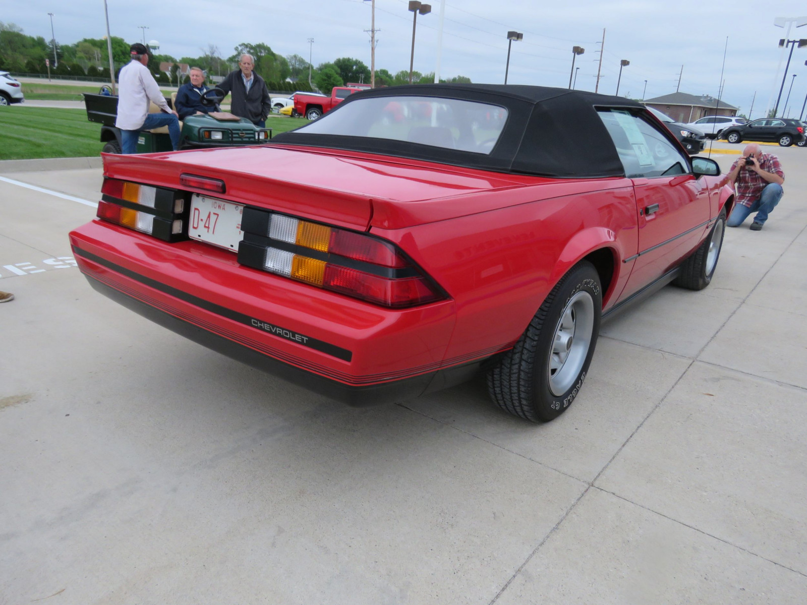 1987 Chevrolet Camaro RS Convertible - Image 11