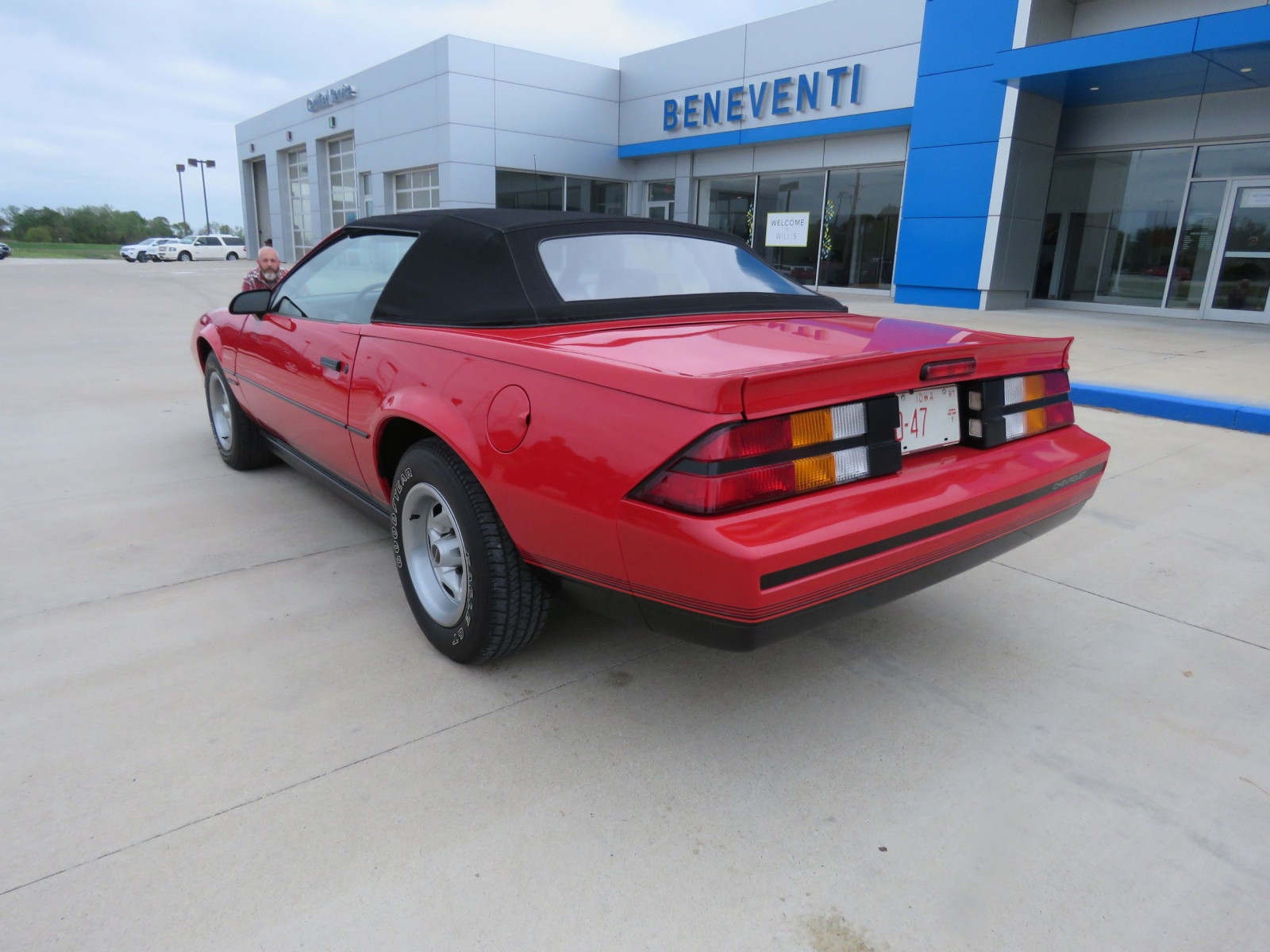 1987 Chevrolet Camaro RS Convertible - Image 13