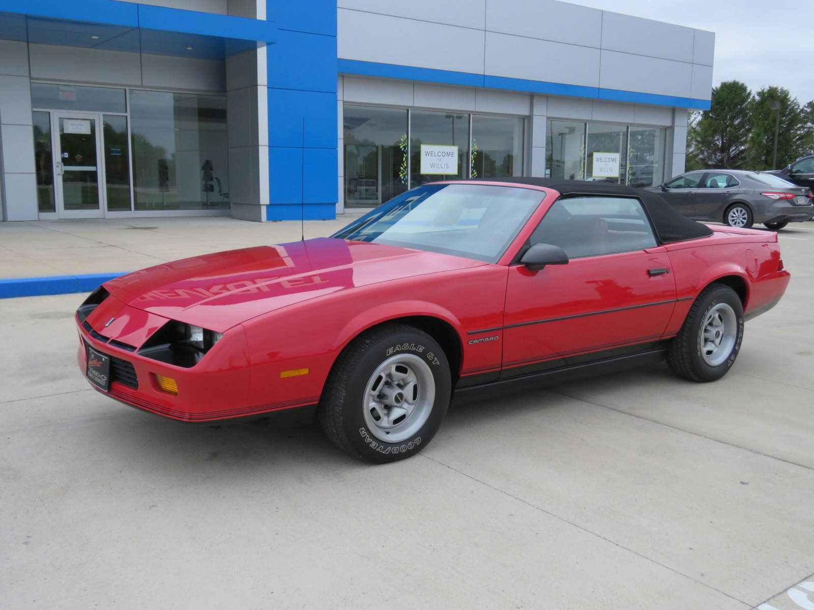 1987 Chevrolet Camaro RS Convertible - Image 2