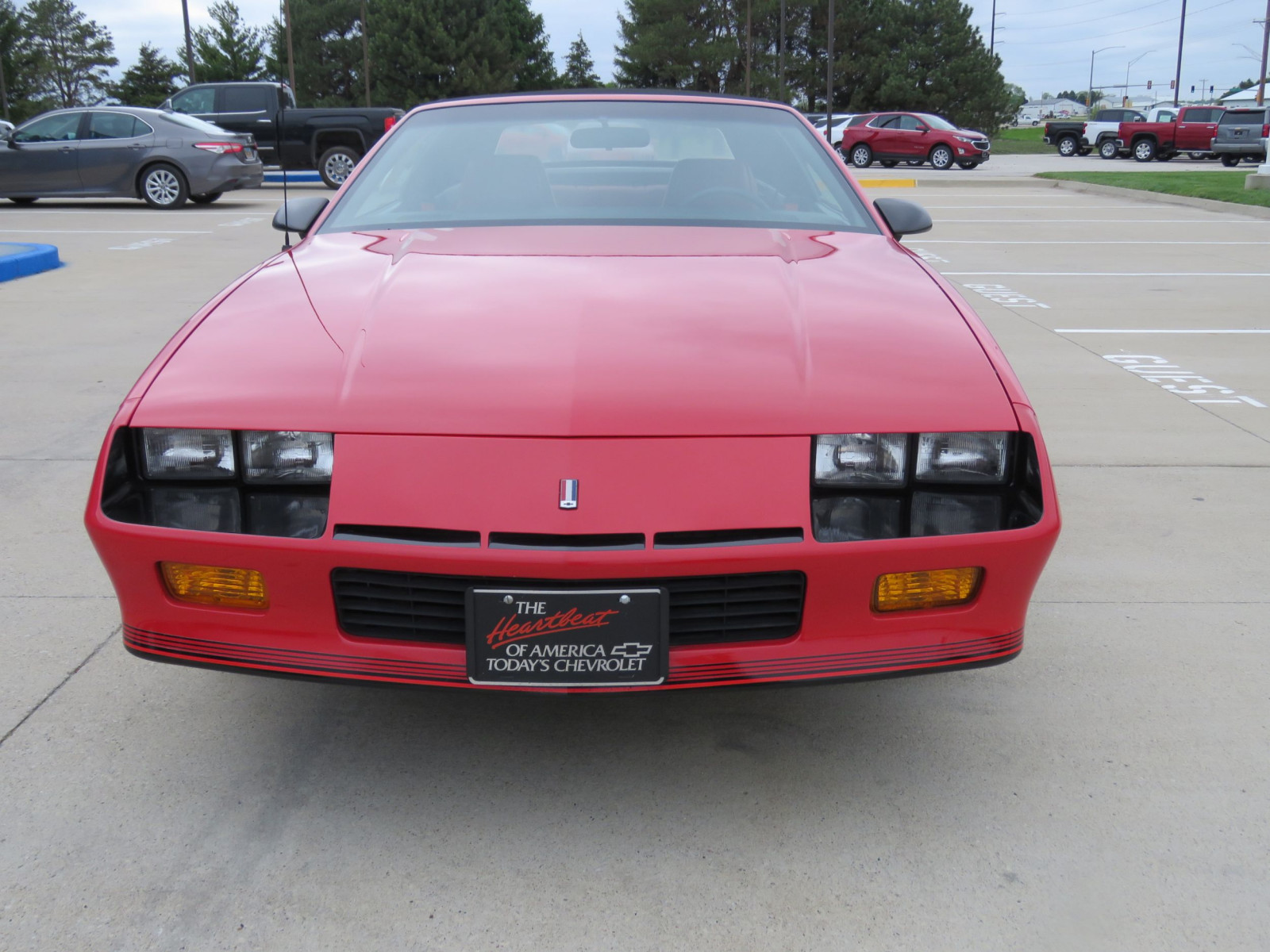 1987 Chevrolet Camaro RS Convertible - Image 3