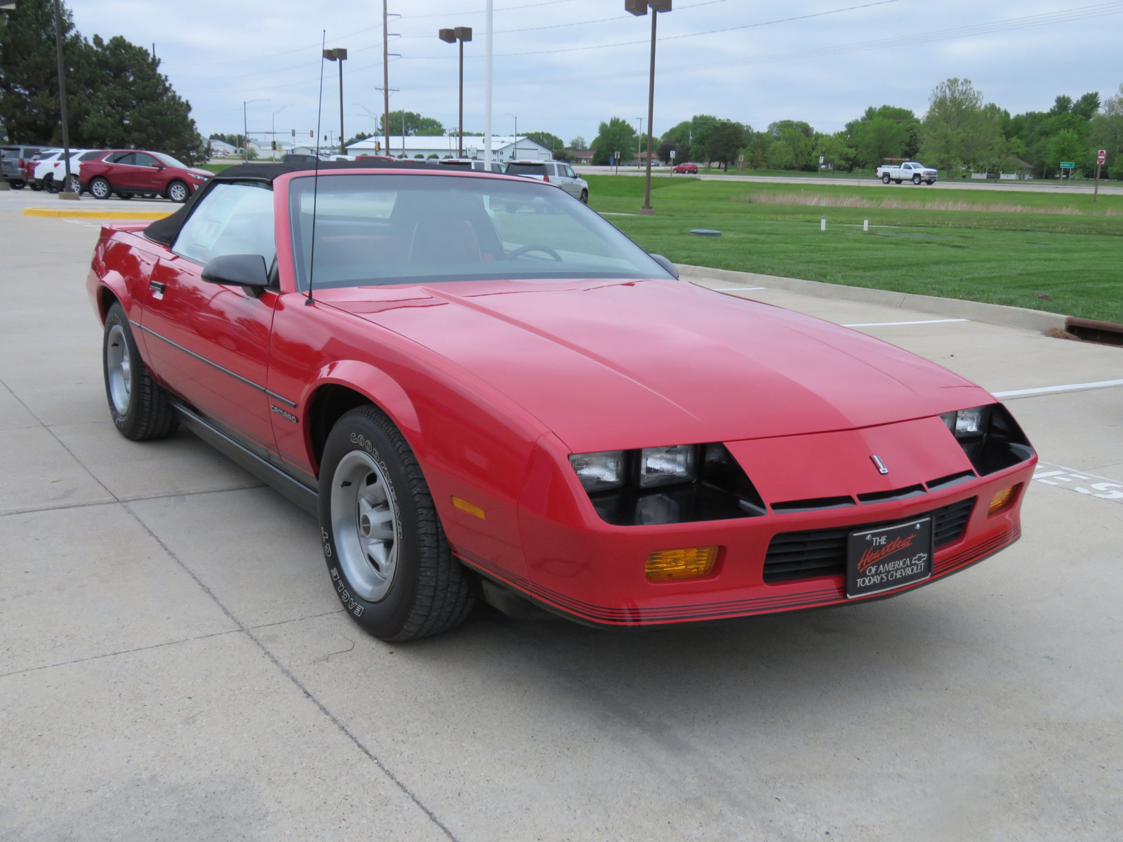 1987 Chevrolet Camaro RS Convertible - Image 4