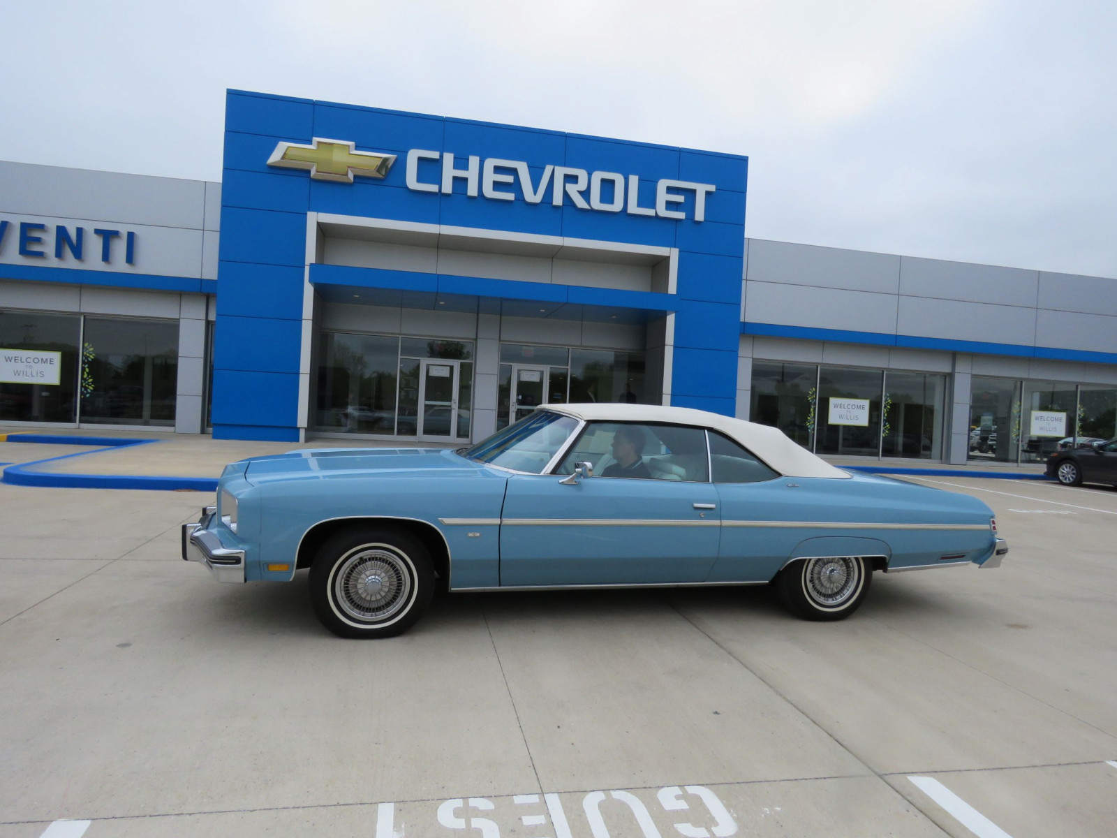 1975 Chevrolet Caprice Classic Convertible - Image 1