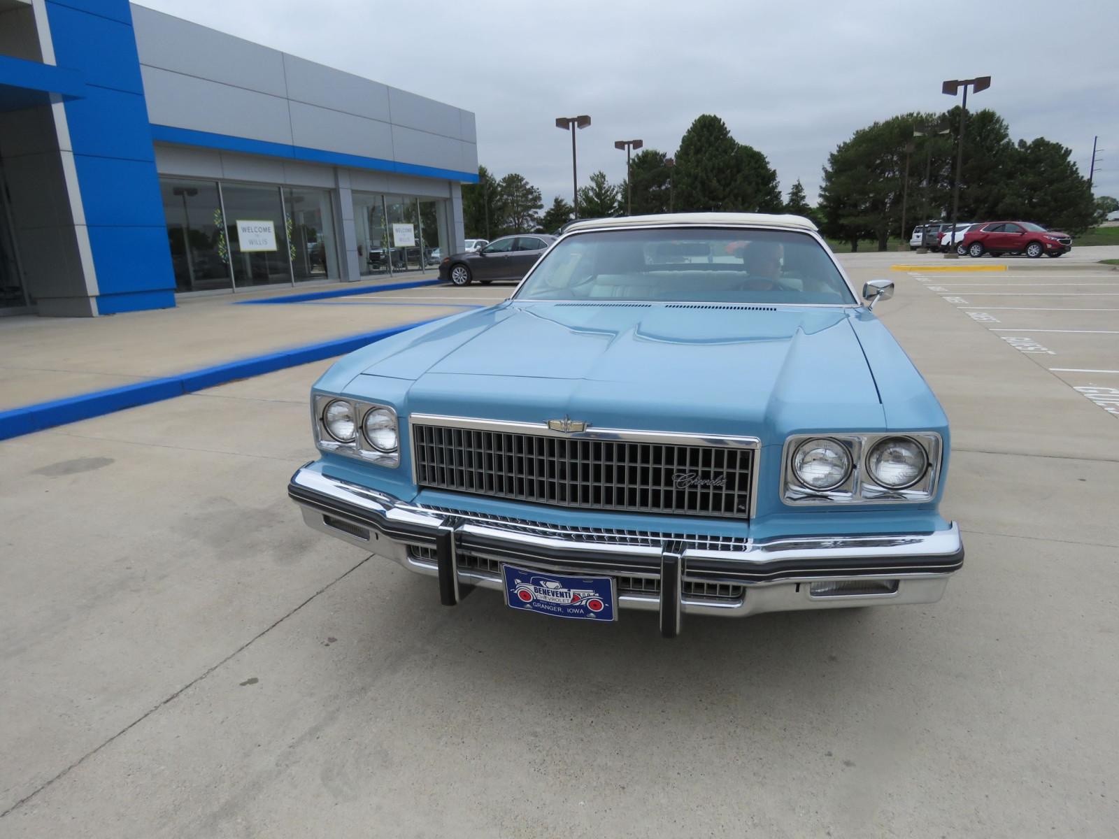 1975 Chevrolet Caprice Classic Convertible - Image 3