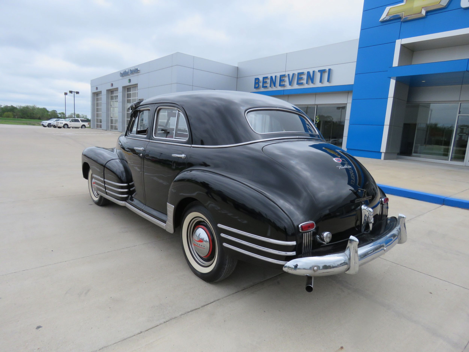 1947 Chevrolet Fleetline 4dr Sedan - Image 5