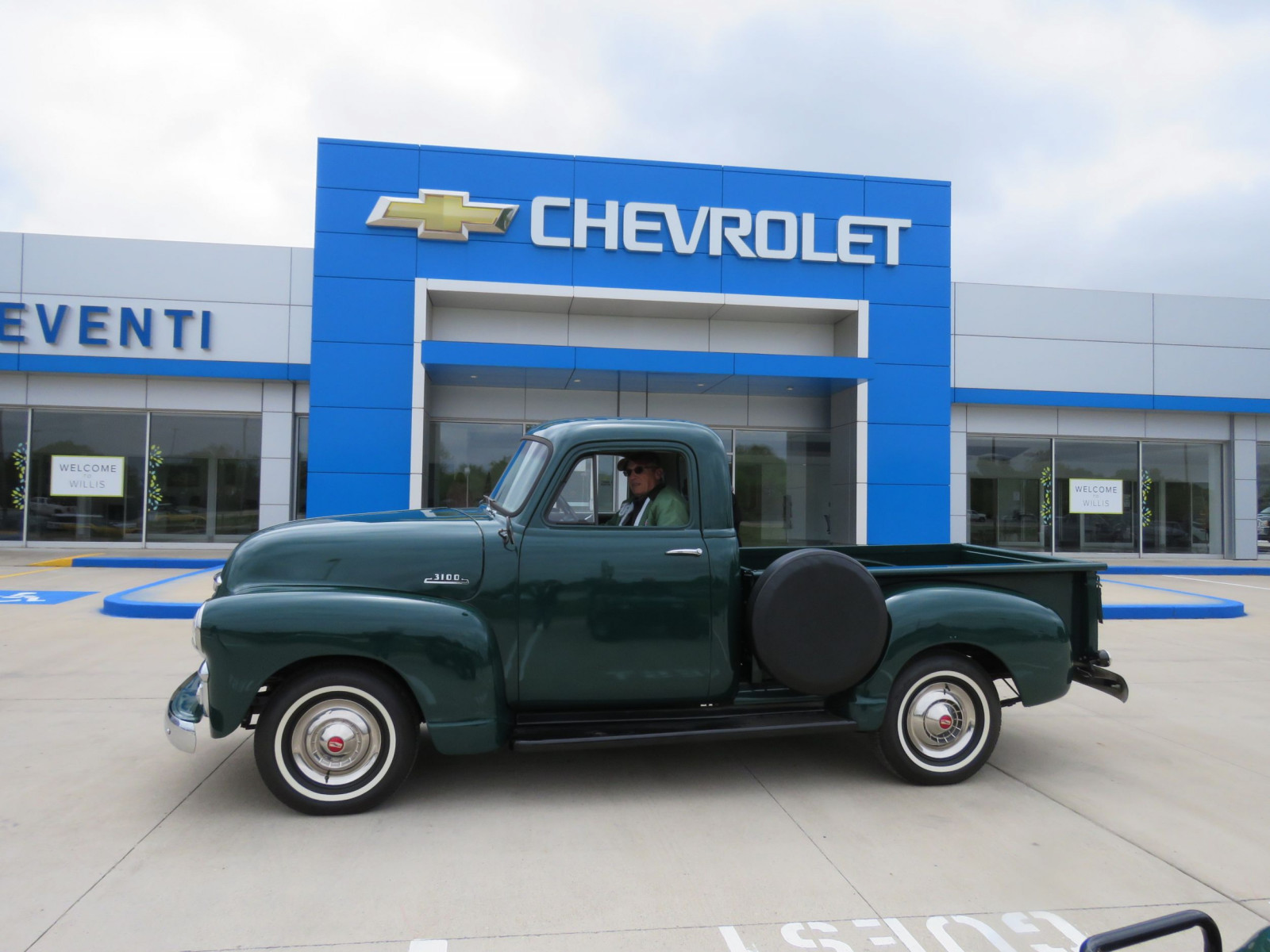 1954 Chevrolet 3100 Series Pickup - Image 1