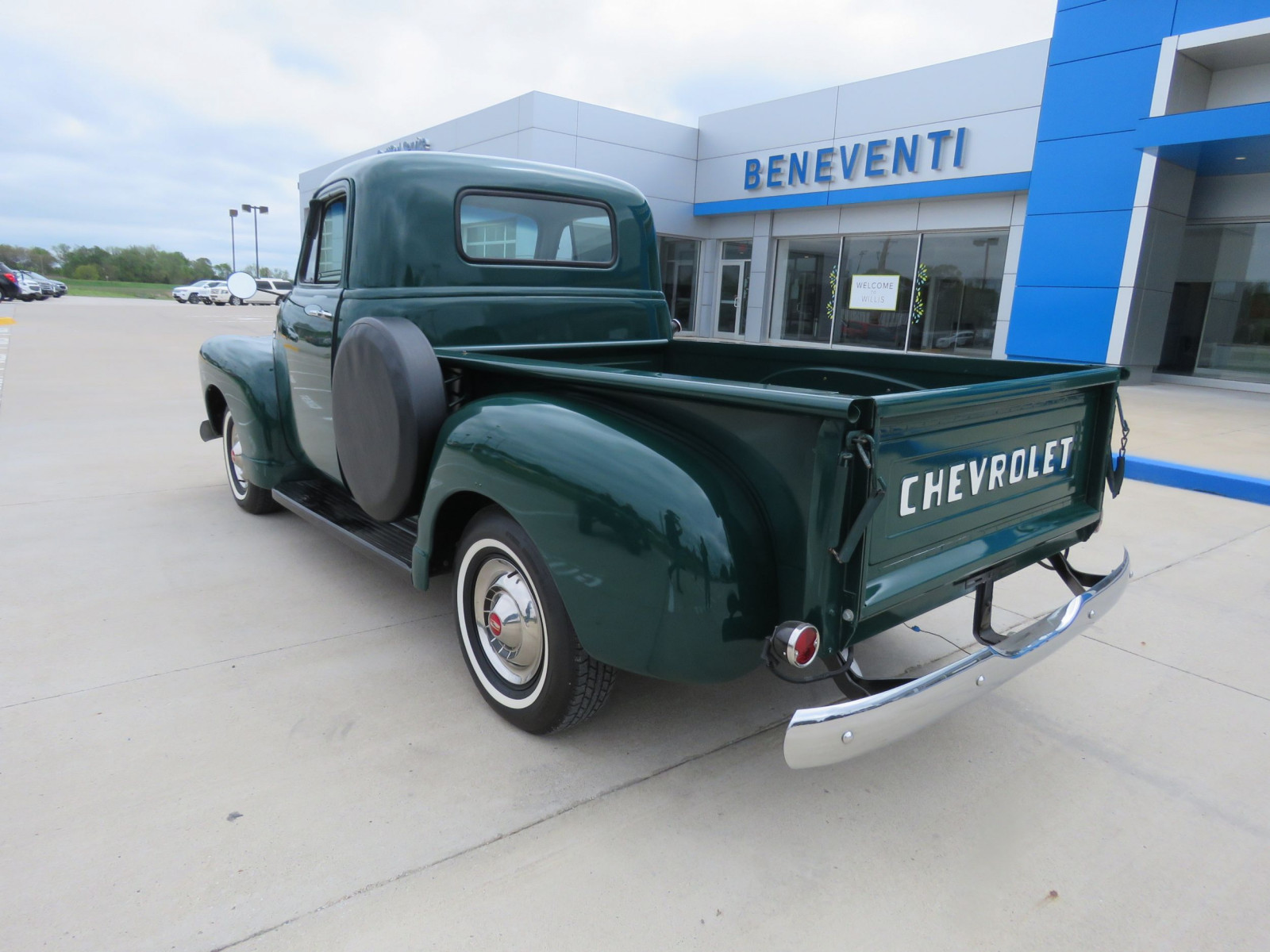 1954 Chevrolet 3100 Series Pickup - Image 10