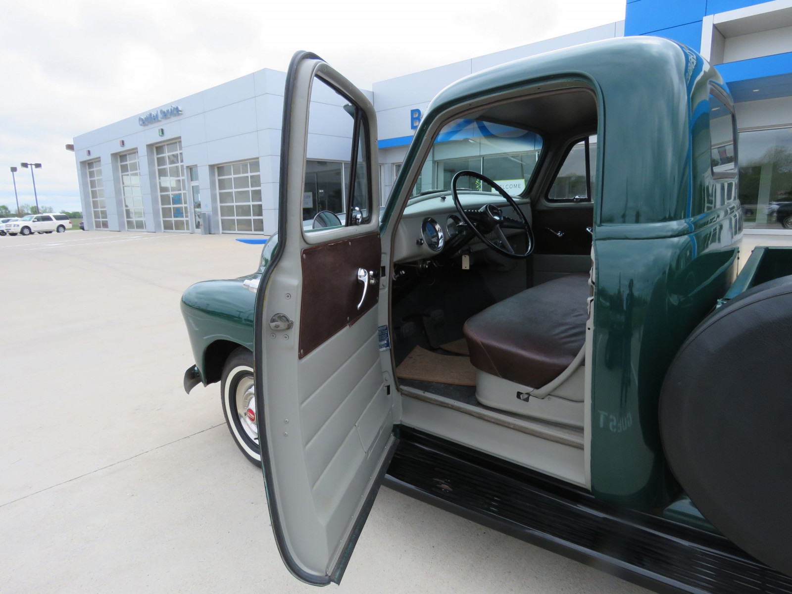 1954 Chevrolet 3100 Series Pickup - Image 11