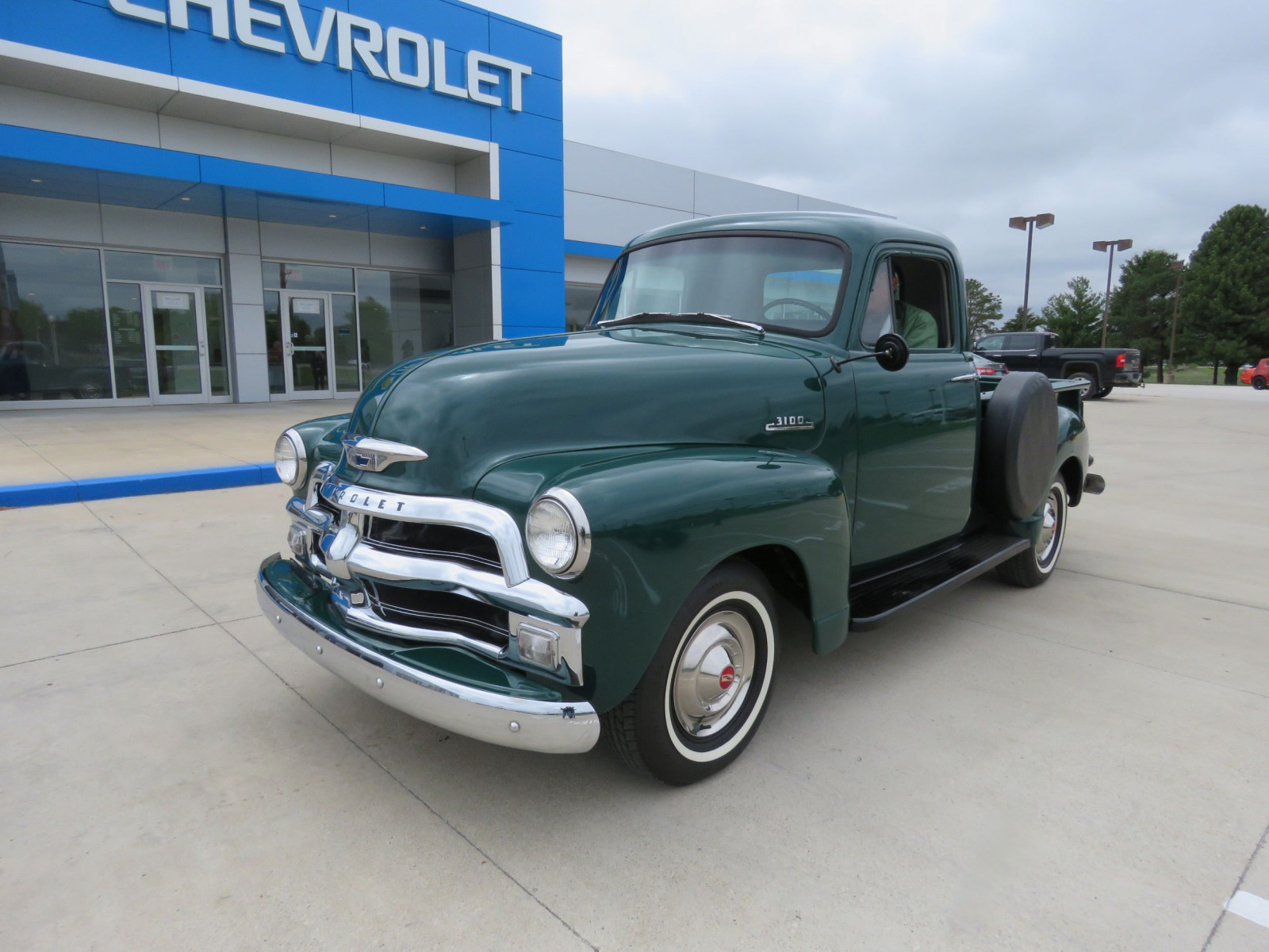 1954 Chevrolet 3100 Series Pickup - Image 2