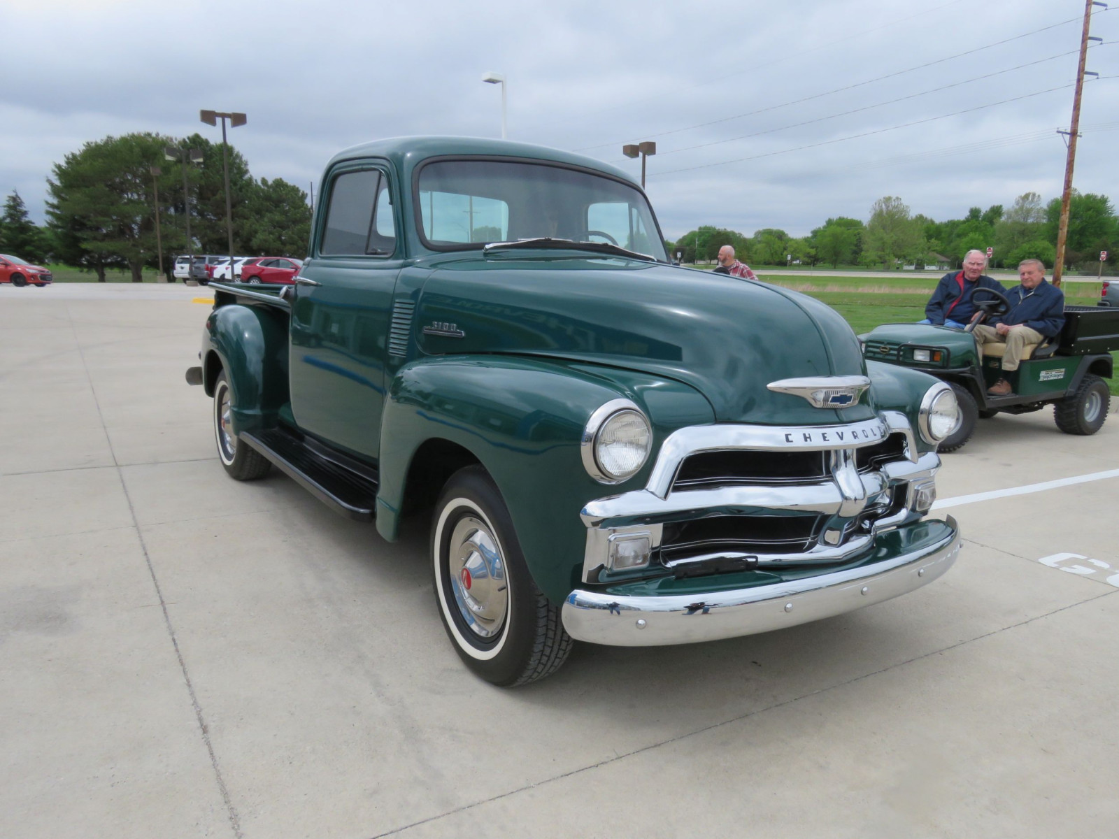 1954 Chevrolet 3100 Series Pickup - Image 4