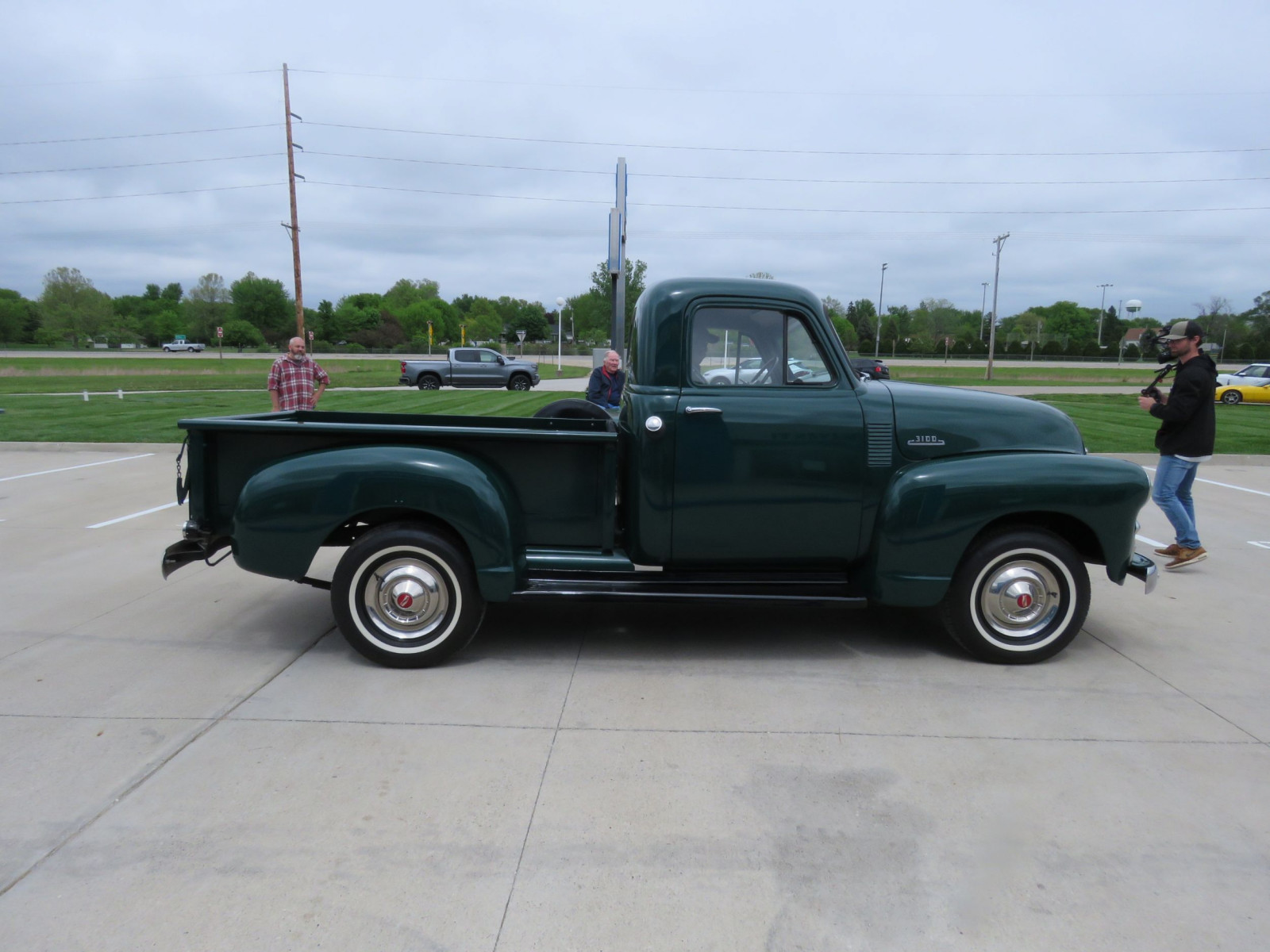 1954 Chevrolet 3100 Series Pickup - Image 6