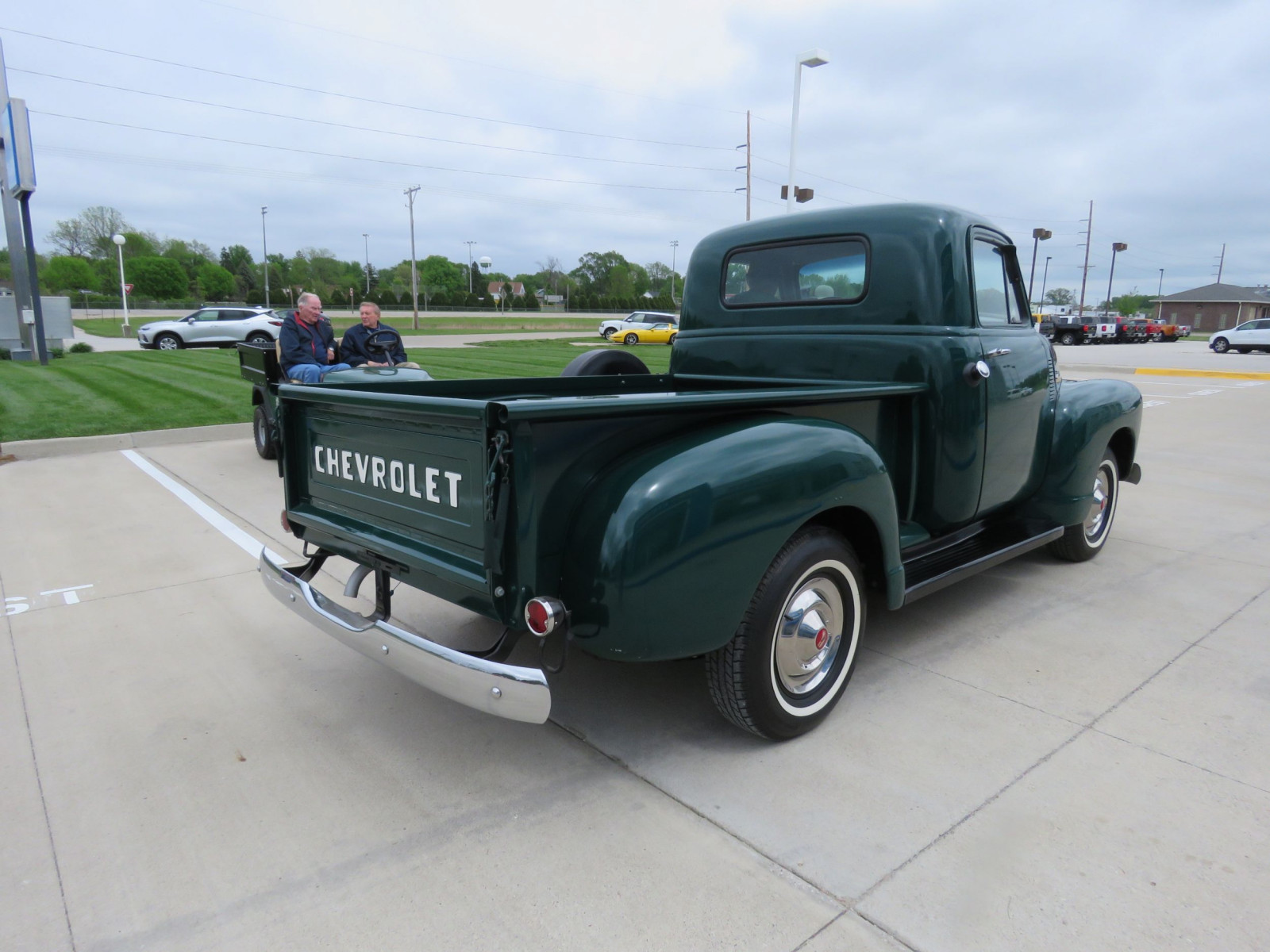 1954 Chevrolet 3100 Series Pickup - Image 7