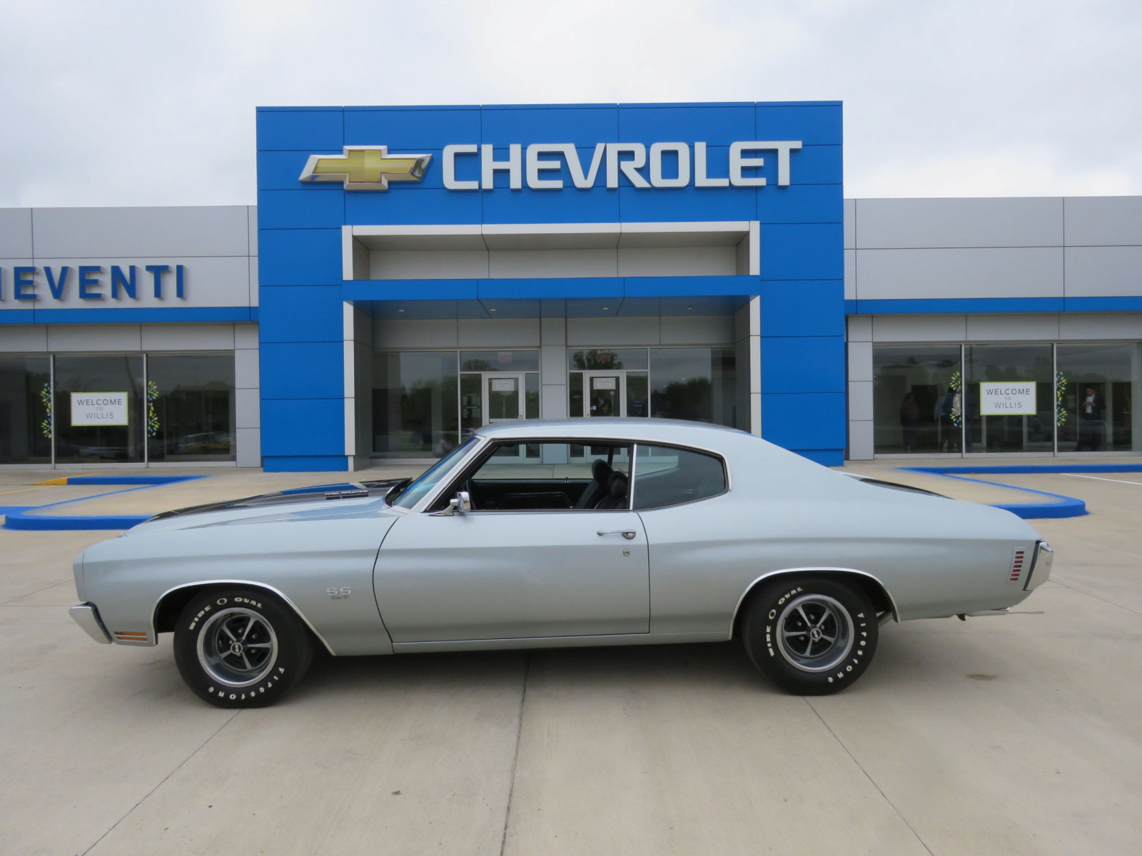 1970 Chevrolet Chevelle SS Coupe - Image 1